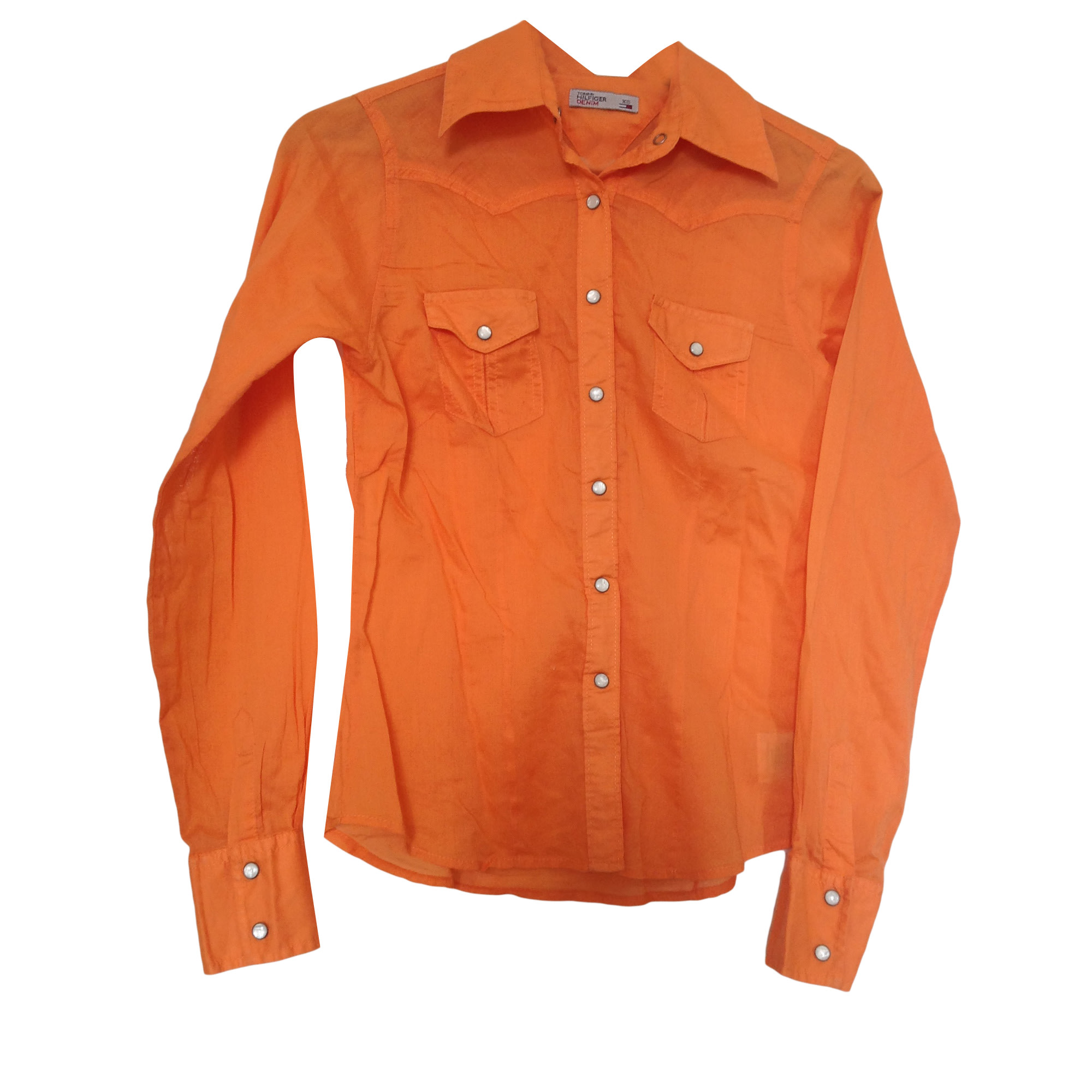 Chemise TOMMY HILFIGER Orange
