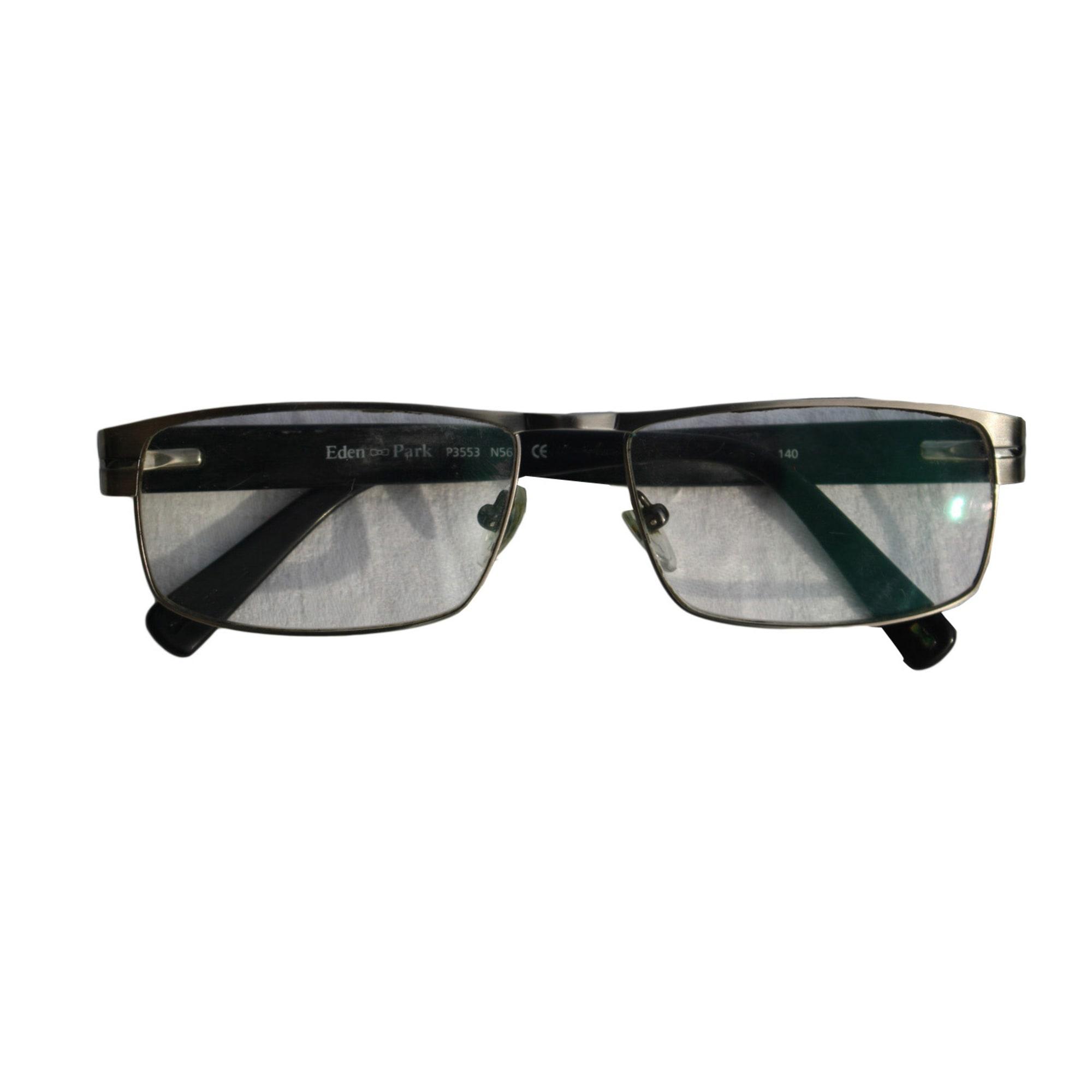 Eyeglass Frames EDEN PARK Black