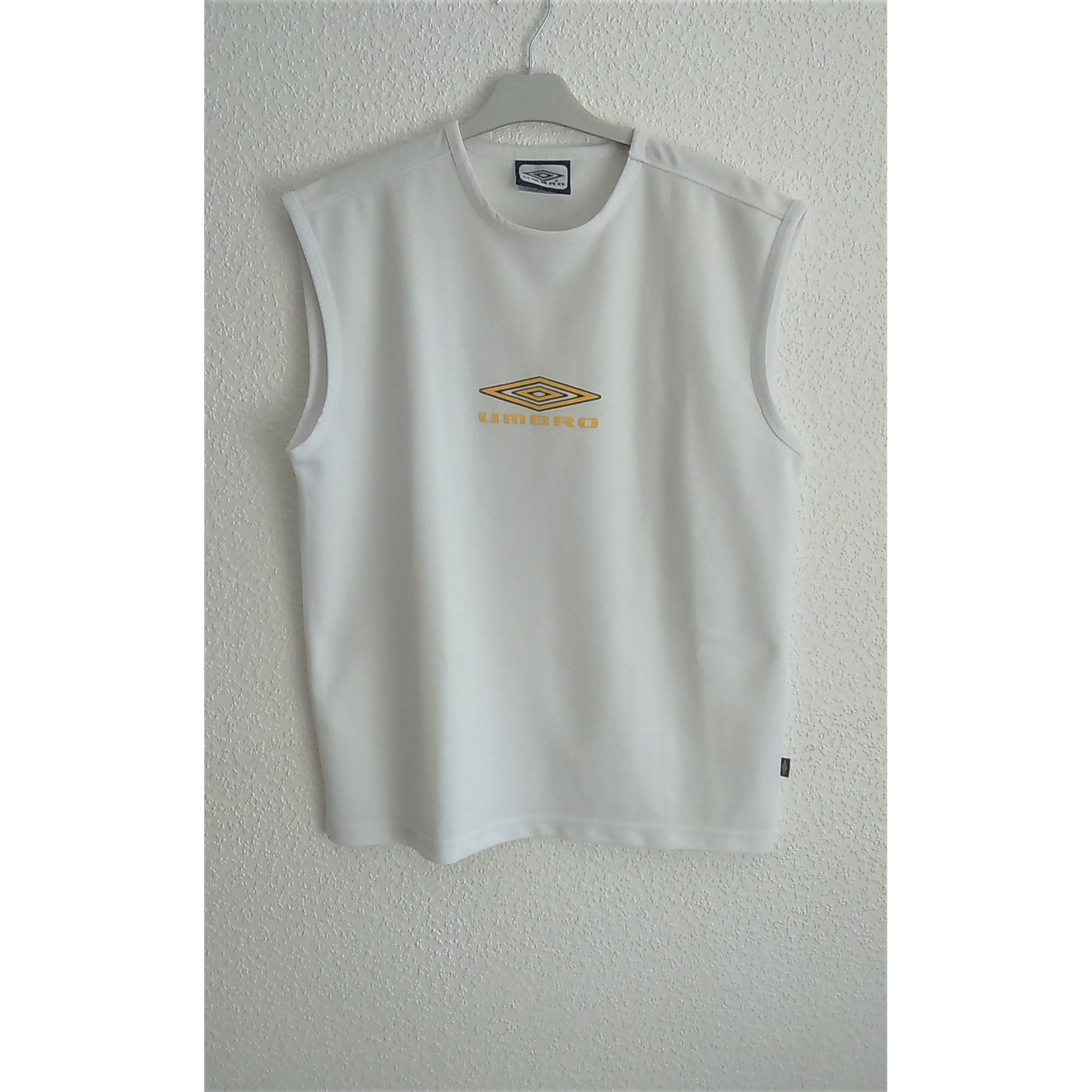 T-shirt UMBRO White, off-white, ecru