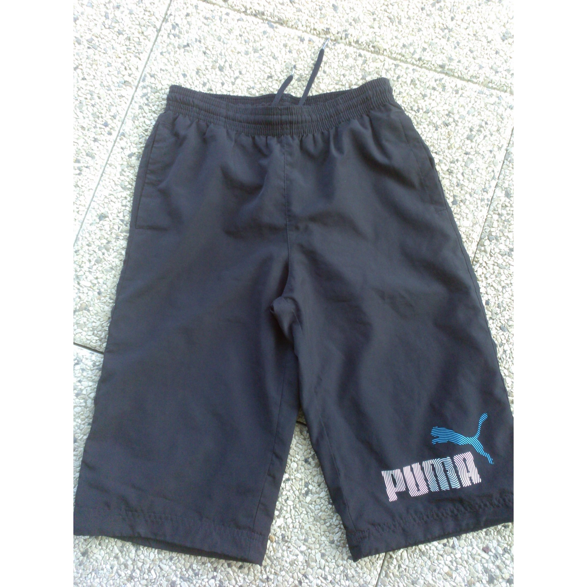 Bermuda PUMA Noir