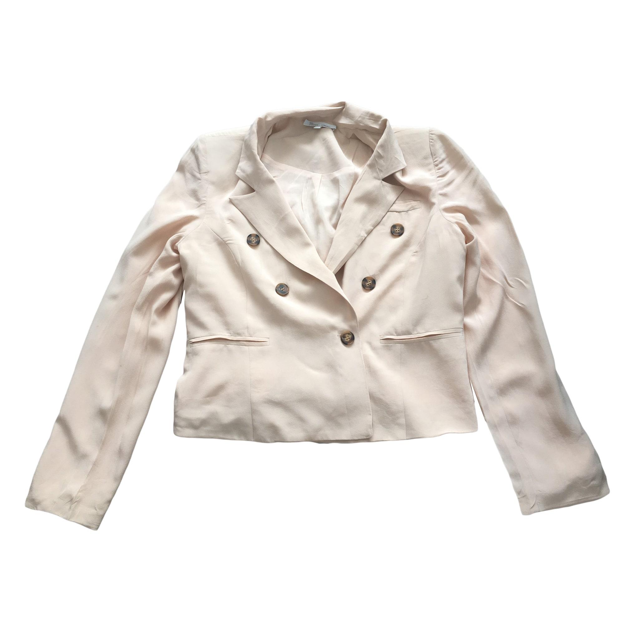 Blazer, veste tailleur LES PETITES... Rose, fuschia, vieux rose