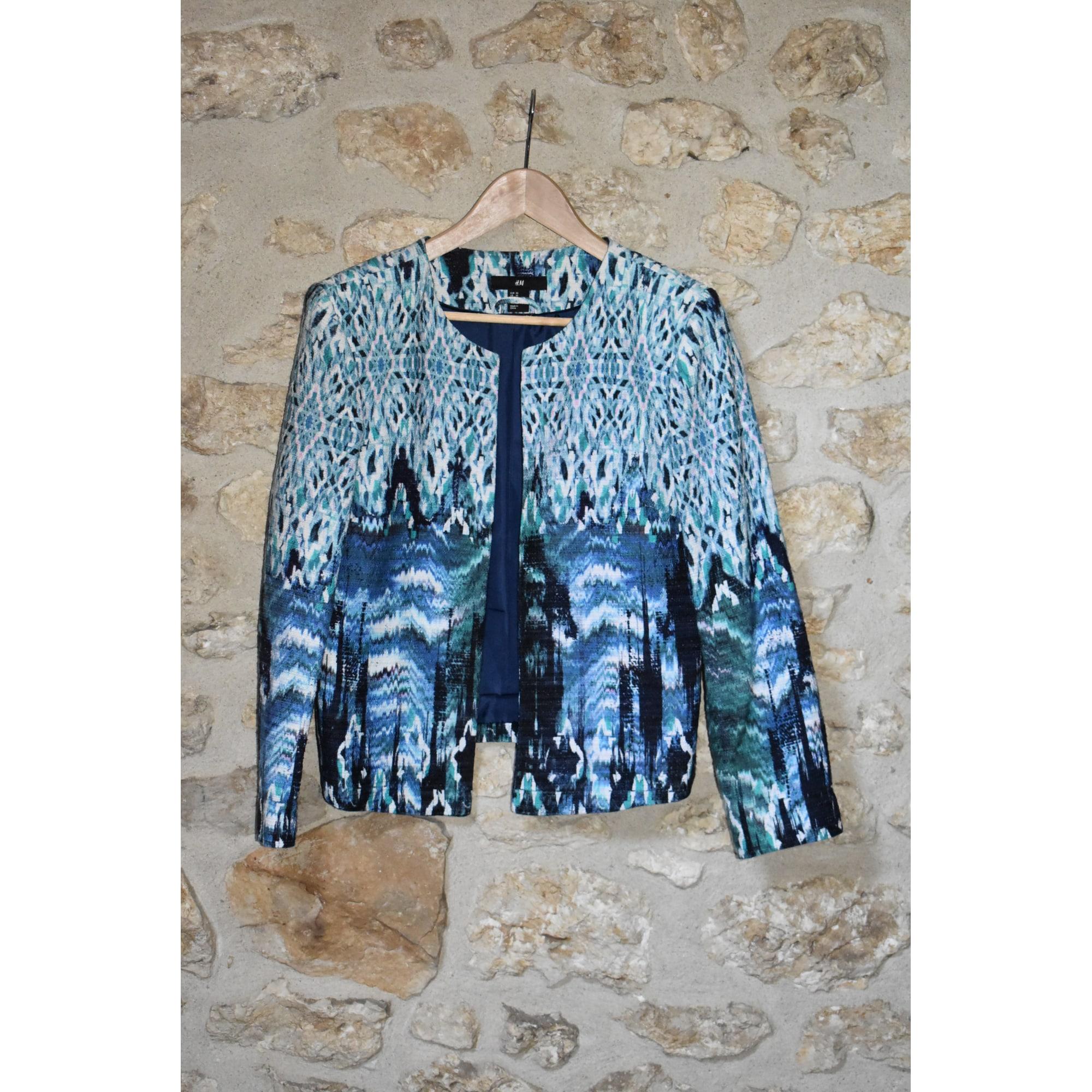 Blazer, veste tailleur H&M Multicouleur