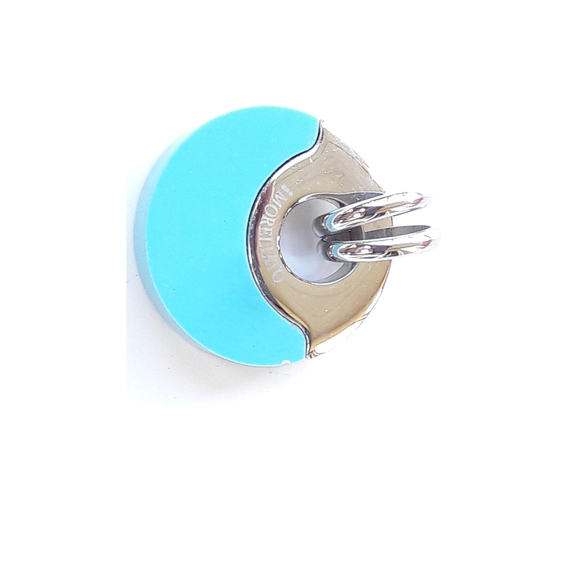 Pendentif, collier pendentif MORELLATO Bleu, bleu marine, bleu turquoise