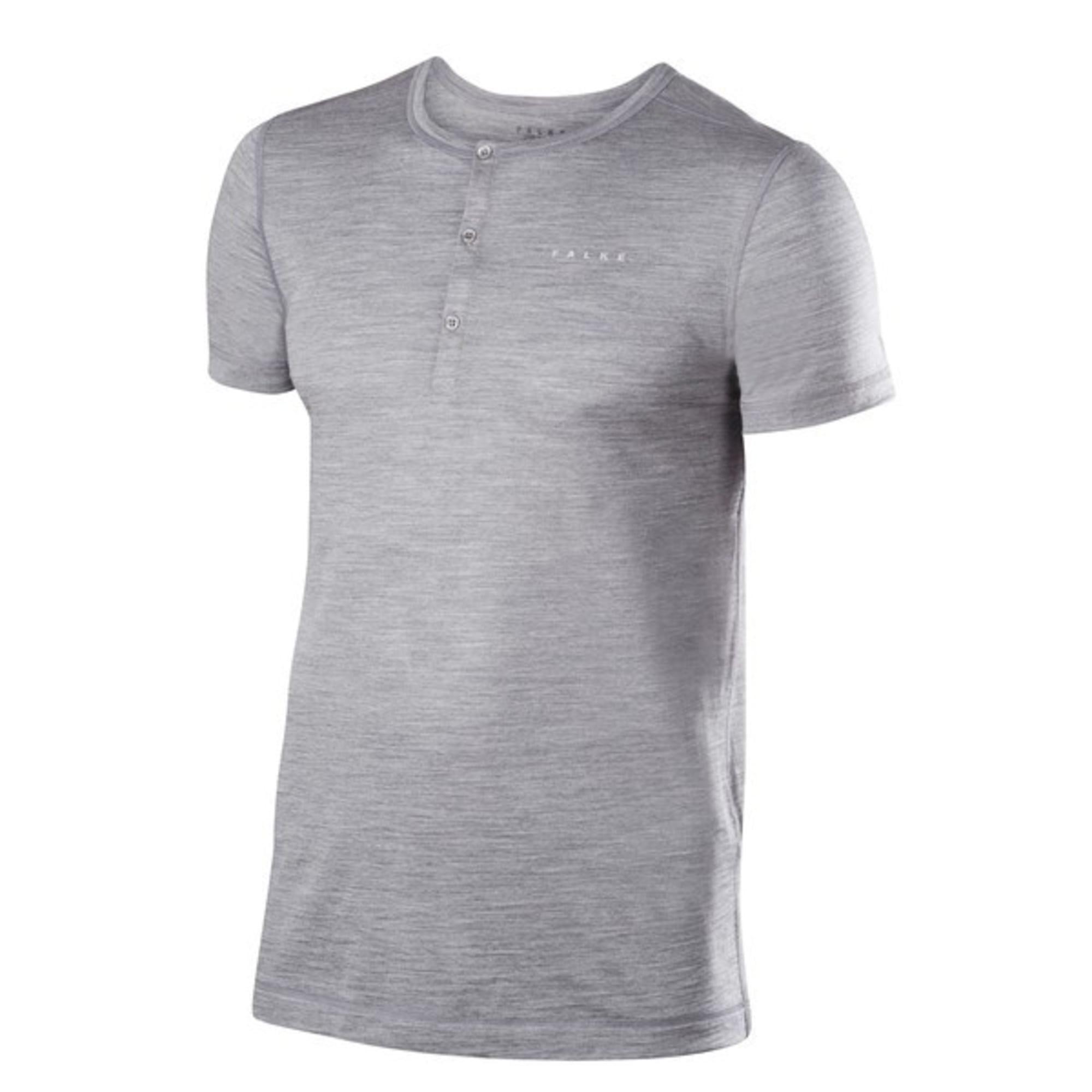 Tee-shirt FALKE Gris, anthracite