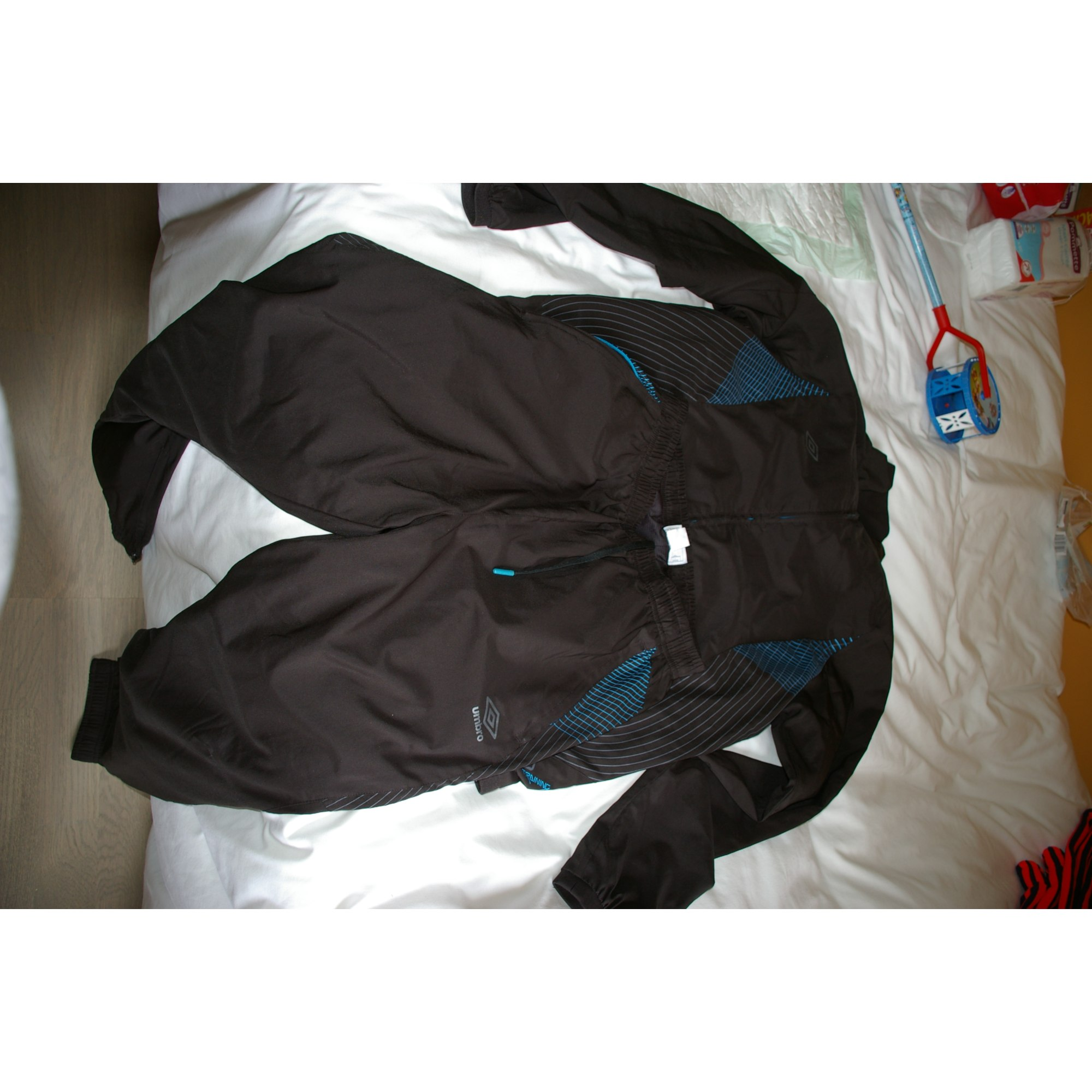 Ensemble jogging UMBRO Noir
