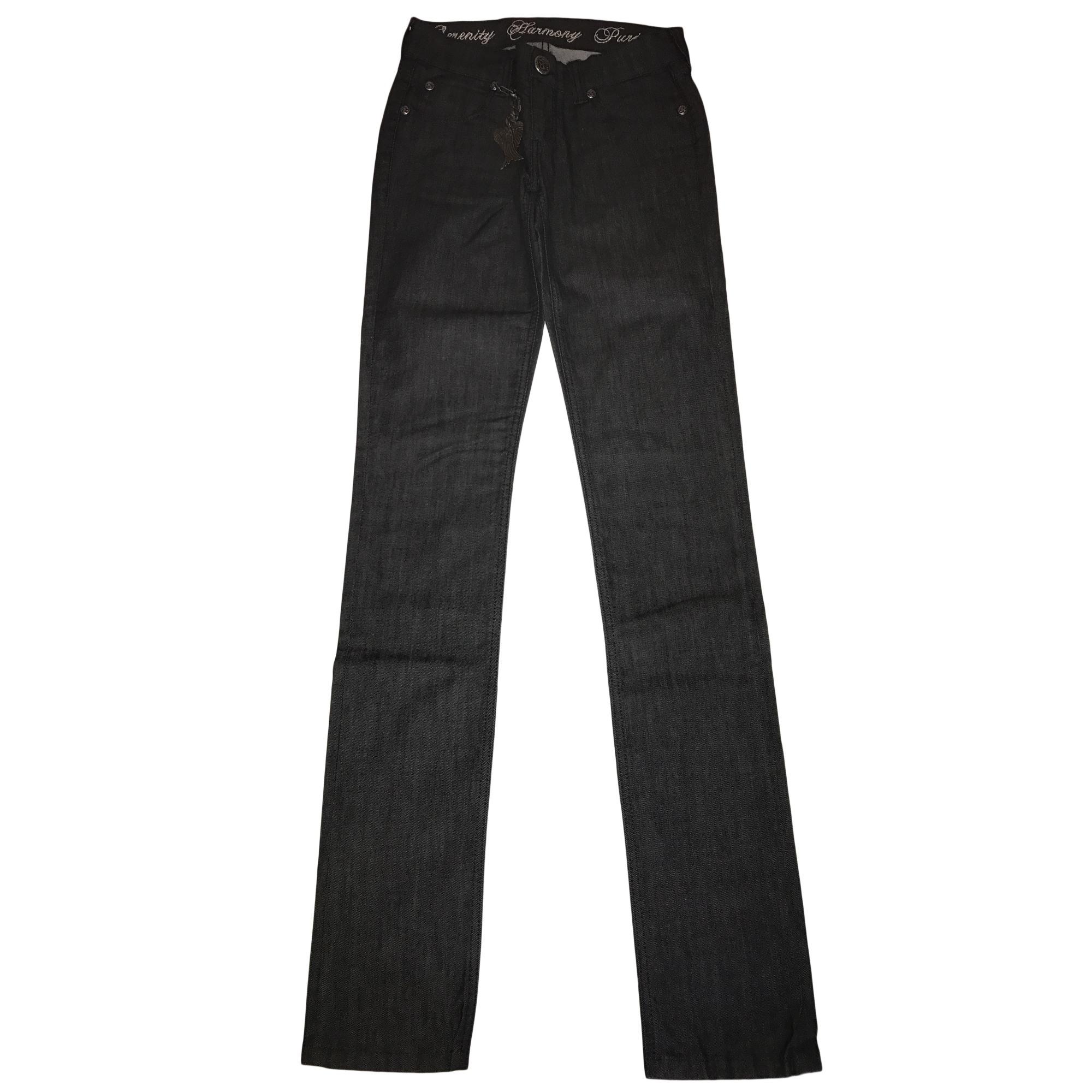 Jeans slim FAITH CONNEXION Bleu, bleu marine, bleu turquoise