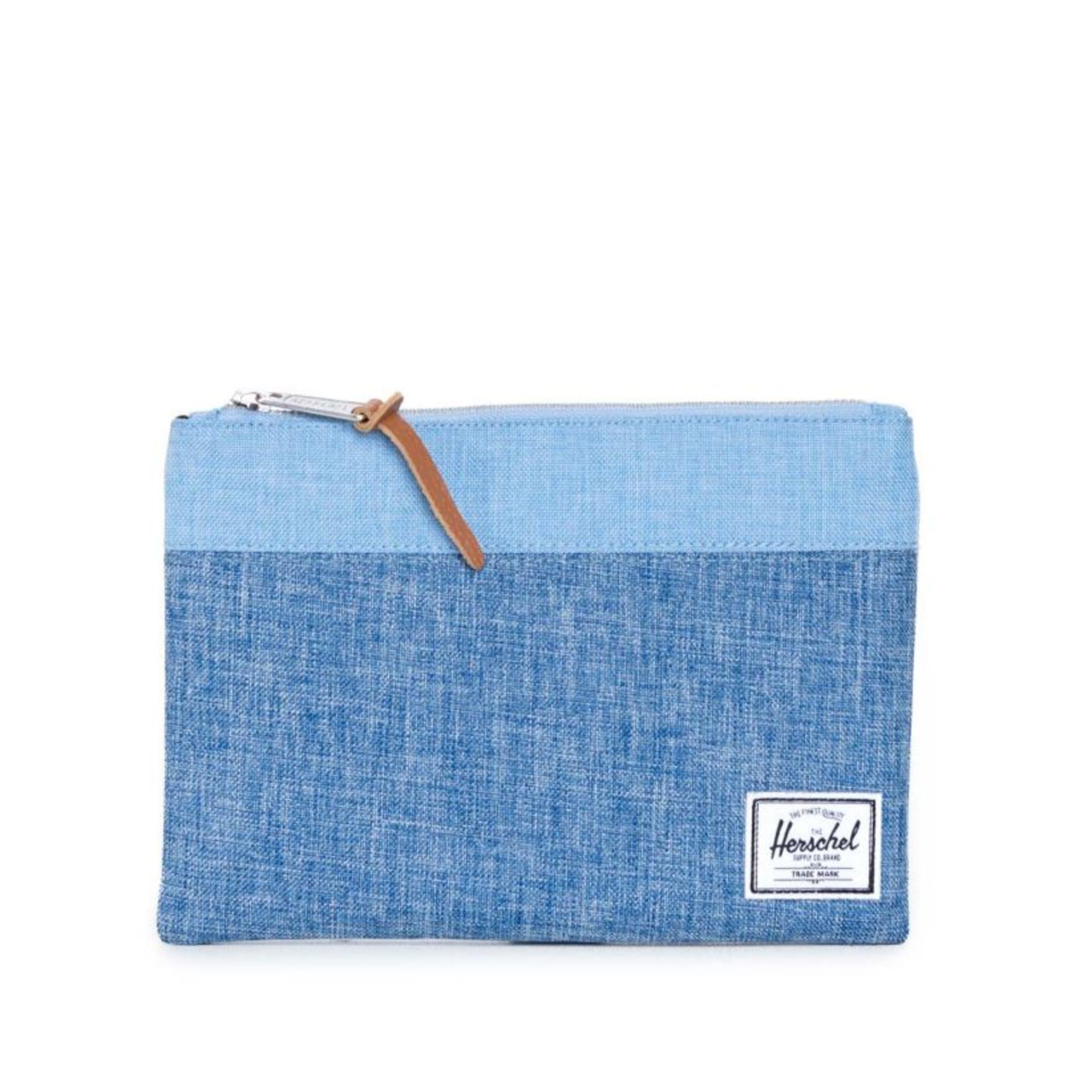 Pochette HERSCHEL Bleu, bleu marine, bleu turquoise
