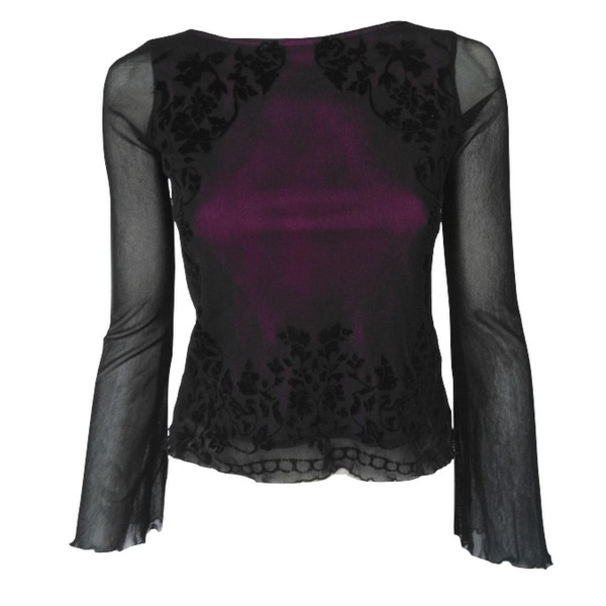 Top, tee-shirt ETAM Noir