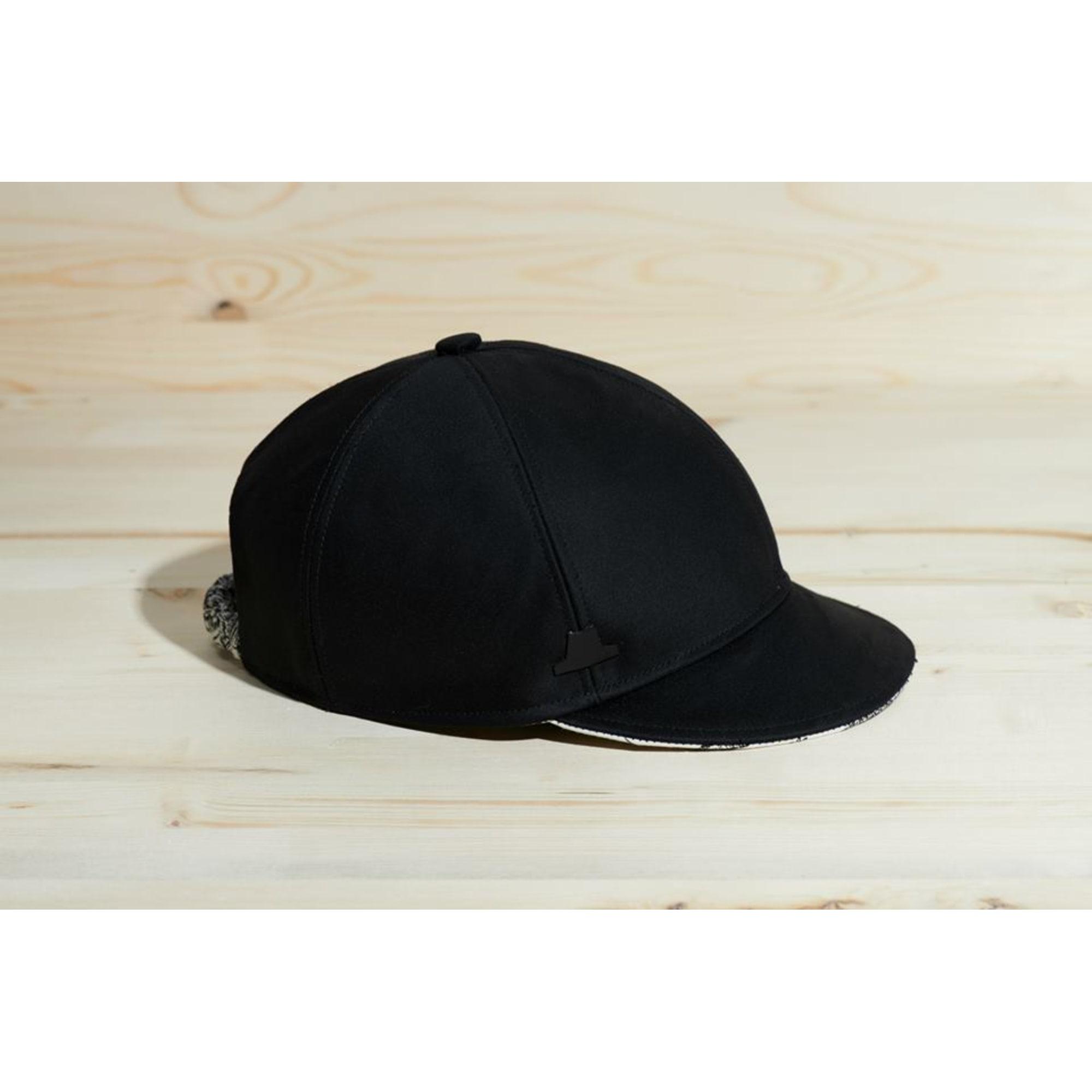 Casquette SHAPOBAA Noir