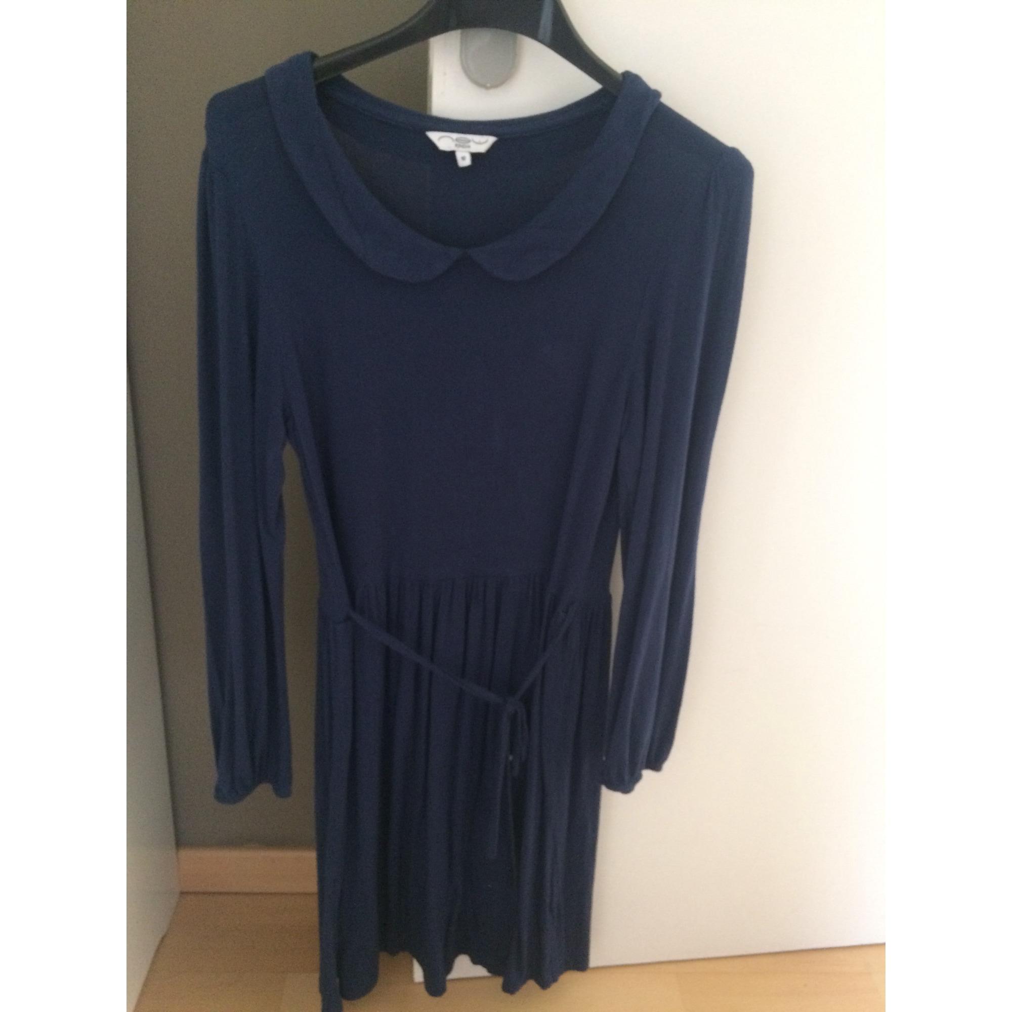 Robe courte NEW LOOK Bleu, bleu marine, bleu turquoise