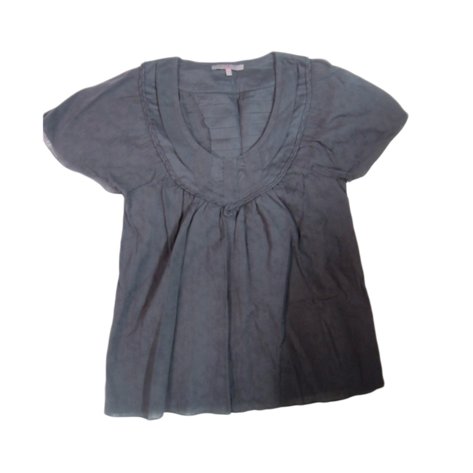 Top, tee-shirt SOLOLA Noir