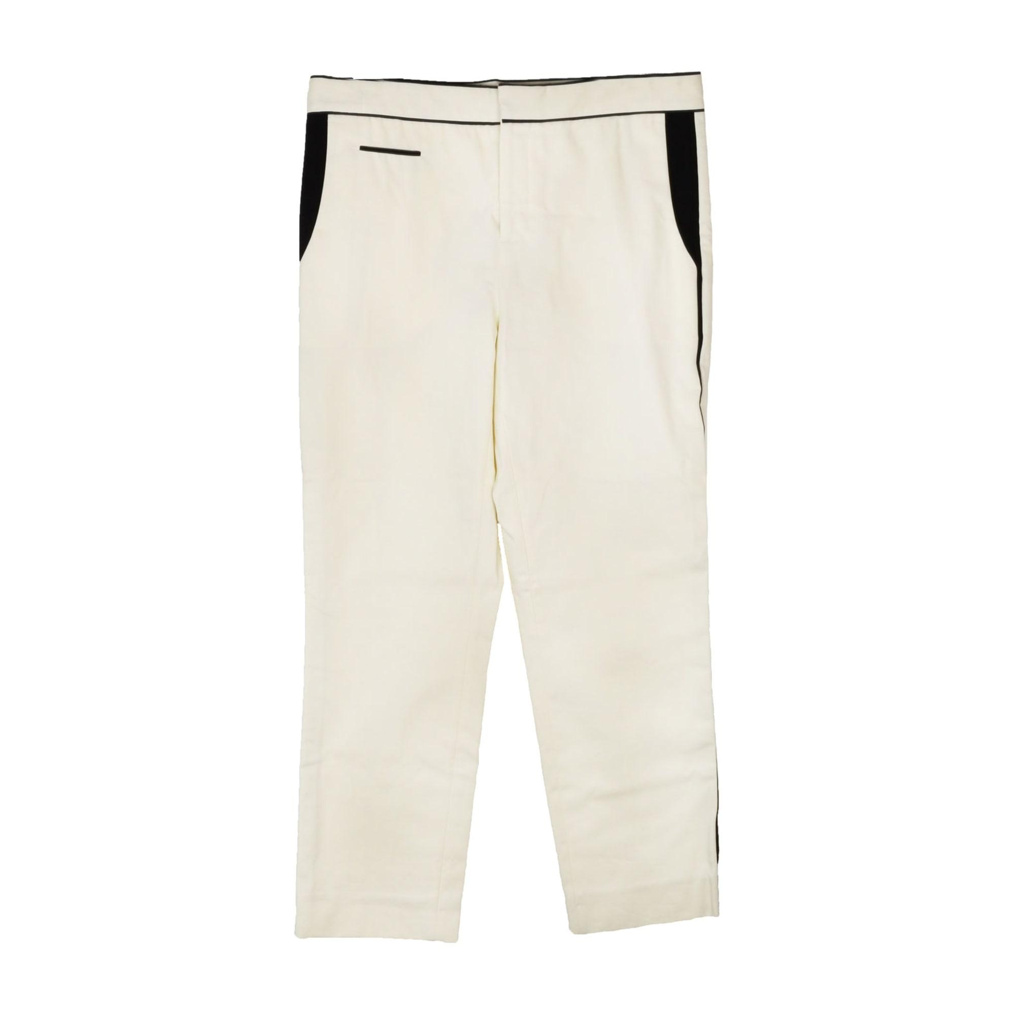 Pantalon large MARNI Beige, camel