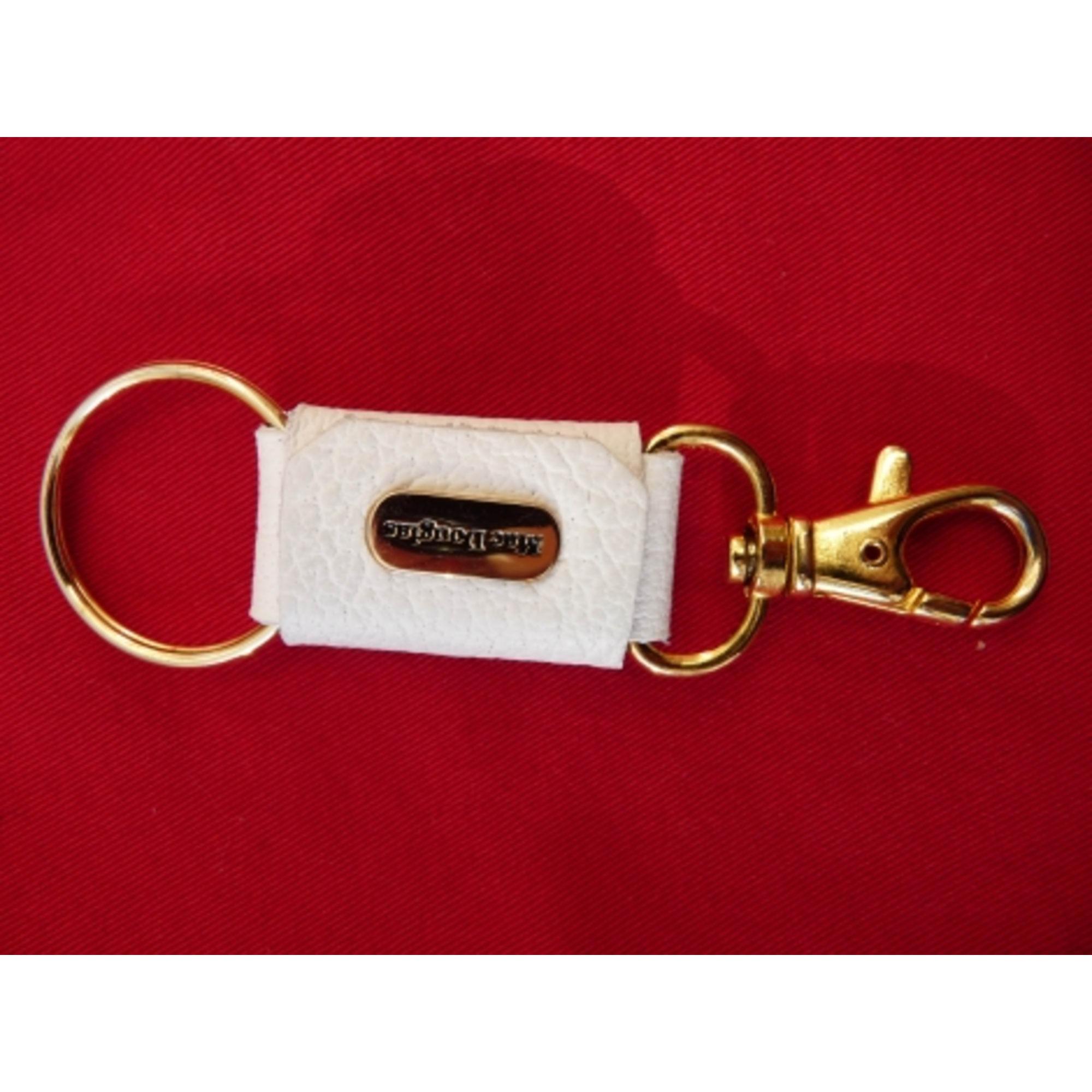 Porte-clés MAC DOUGLAS Blanc, blanc cassé, écru