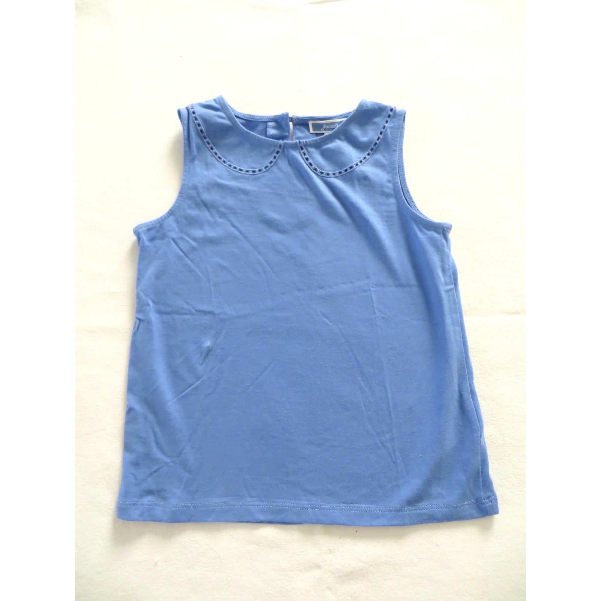 Débardeur JACADI Bleu, bleu marine, bleu turquoise