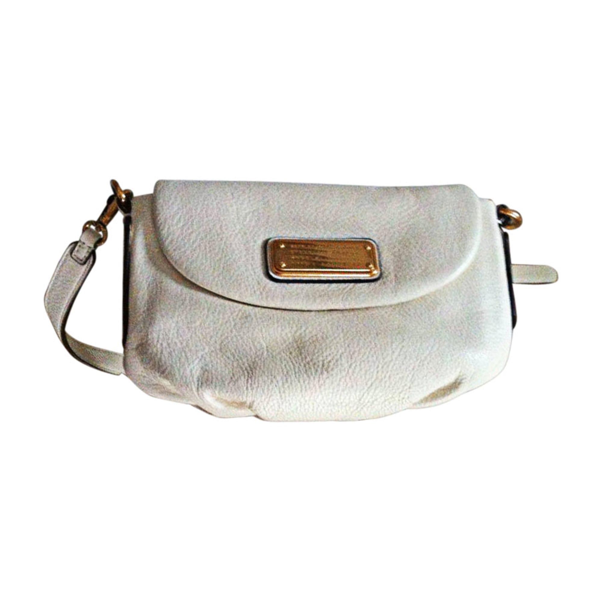 sac marc jacobs blanc