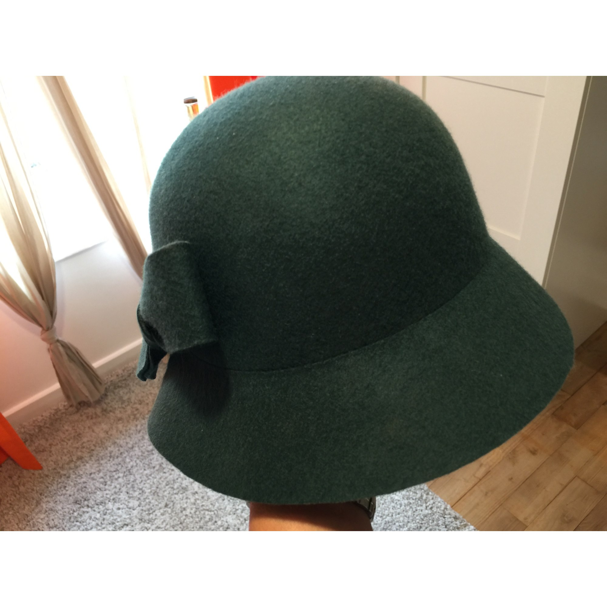 Chapeau LAFAYETTE COLLECTION Vert