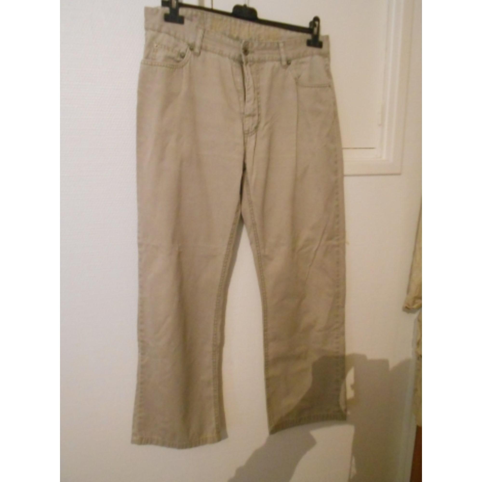 Pantalon droit MC GREGOR Beige, camel