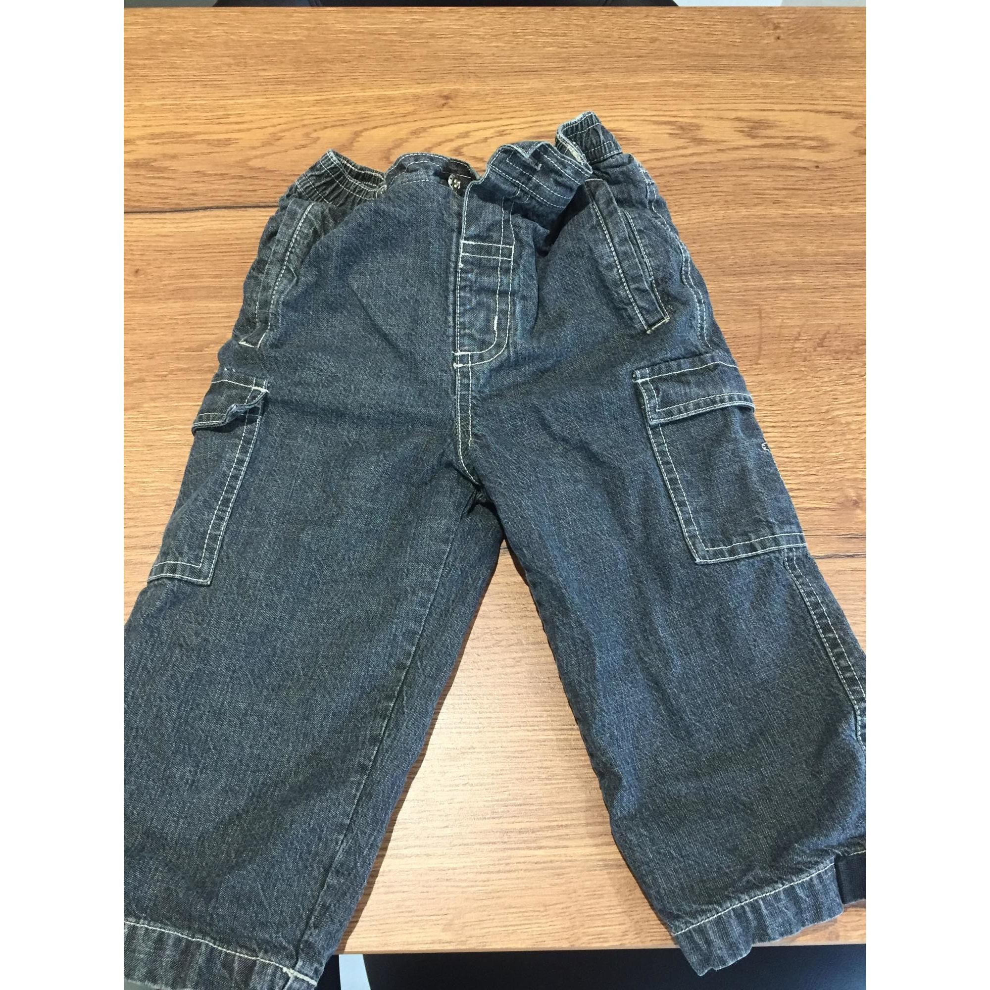 Pantalon NATALYS Gris, anthracite