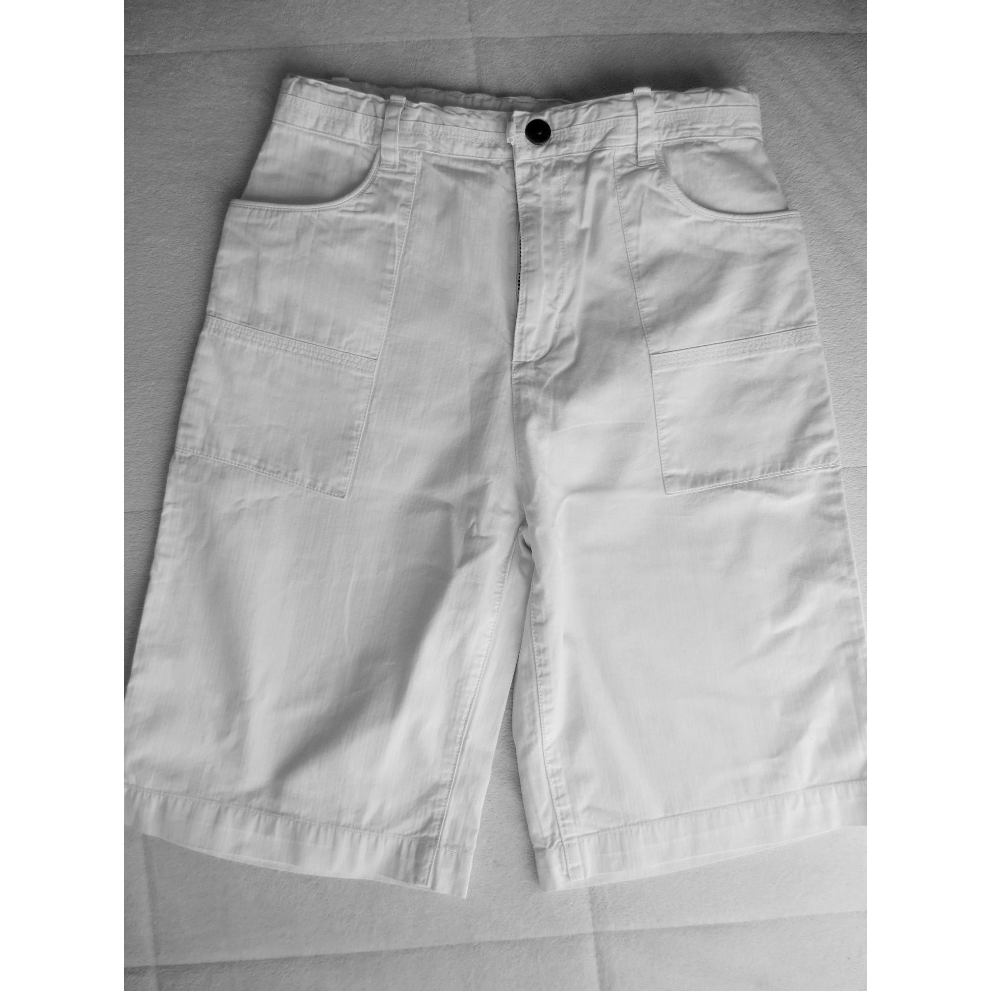Short JACADI Blanc, blanc cassé, écru