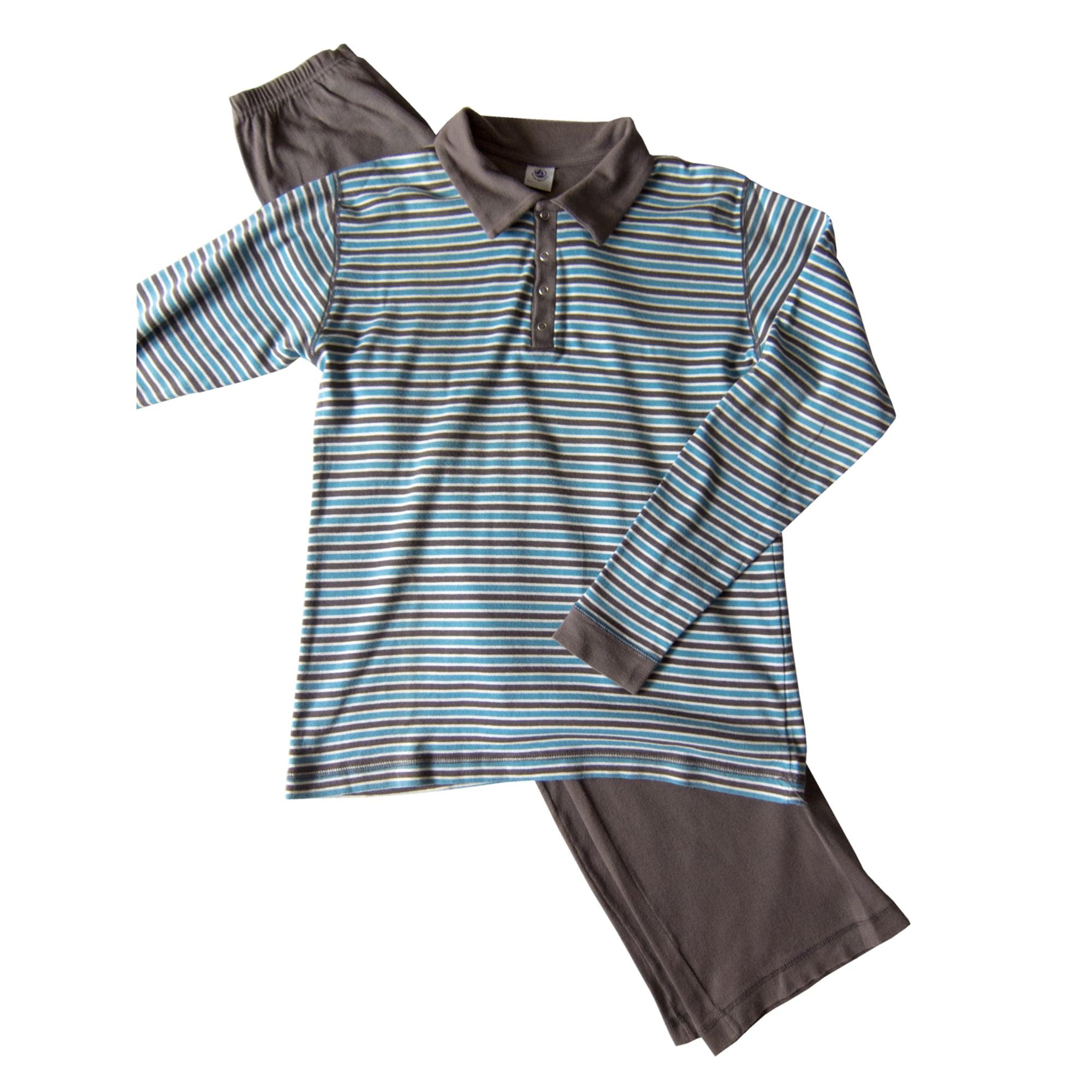 Pyjama PETIT BATEAU Marron