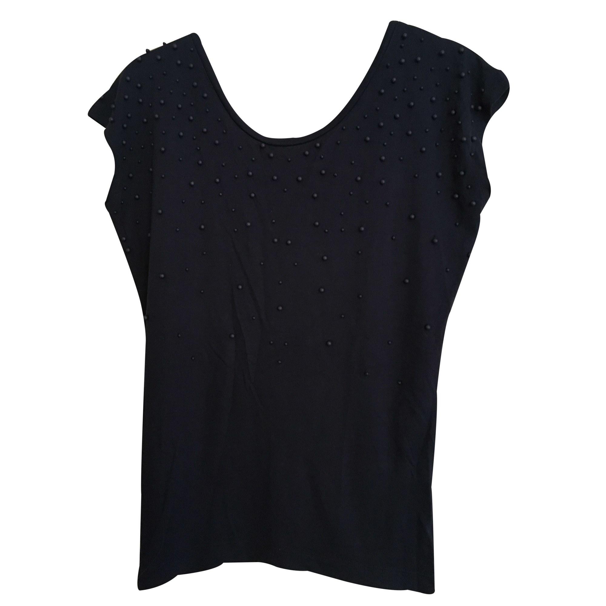 Top, tee-shirt CLUB MONACO Bleu, bleu marine, bleu turquoise