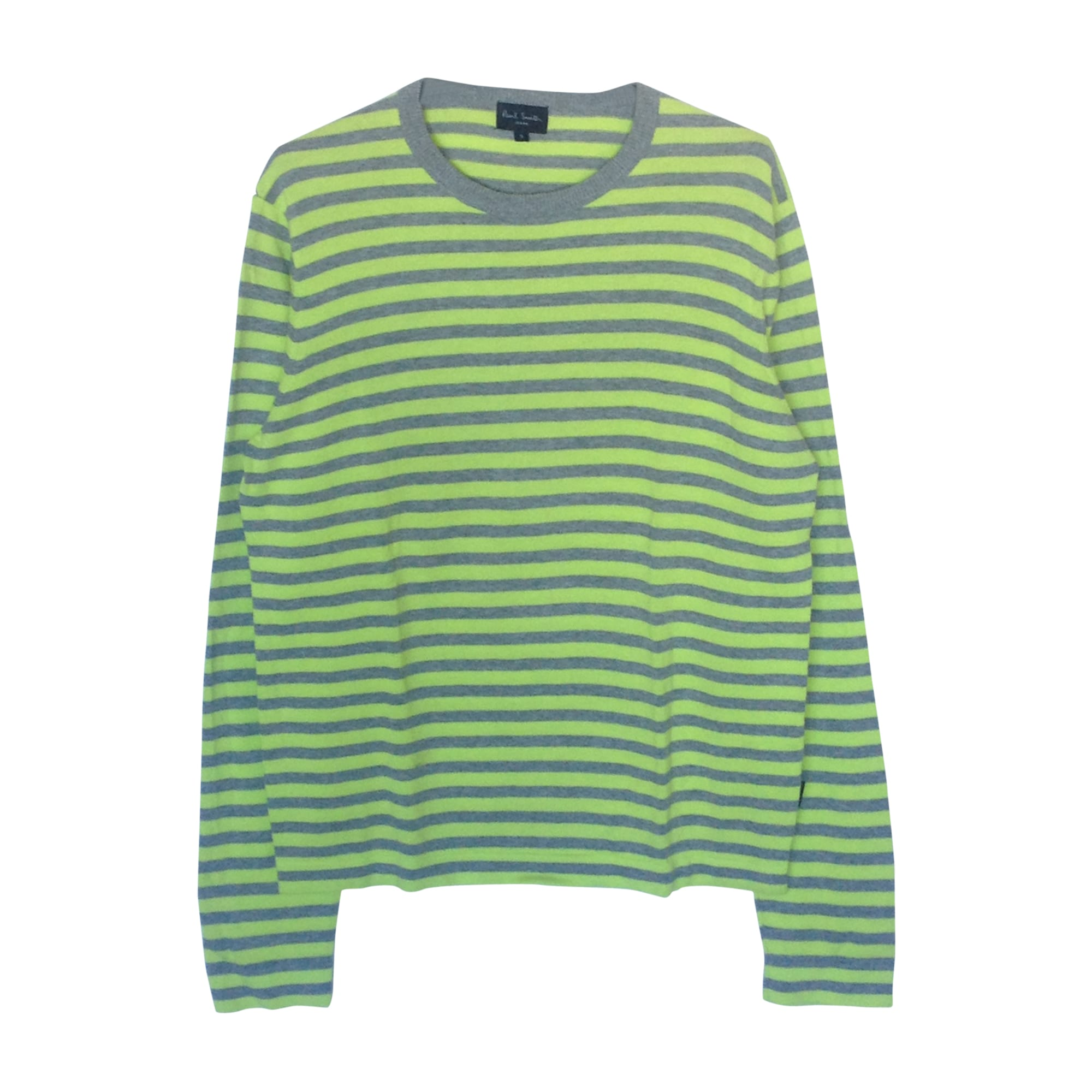 Pull PAUL SMITH Gris, anthracite