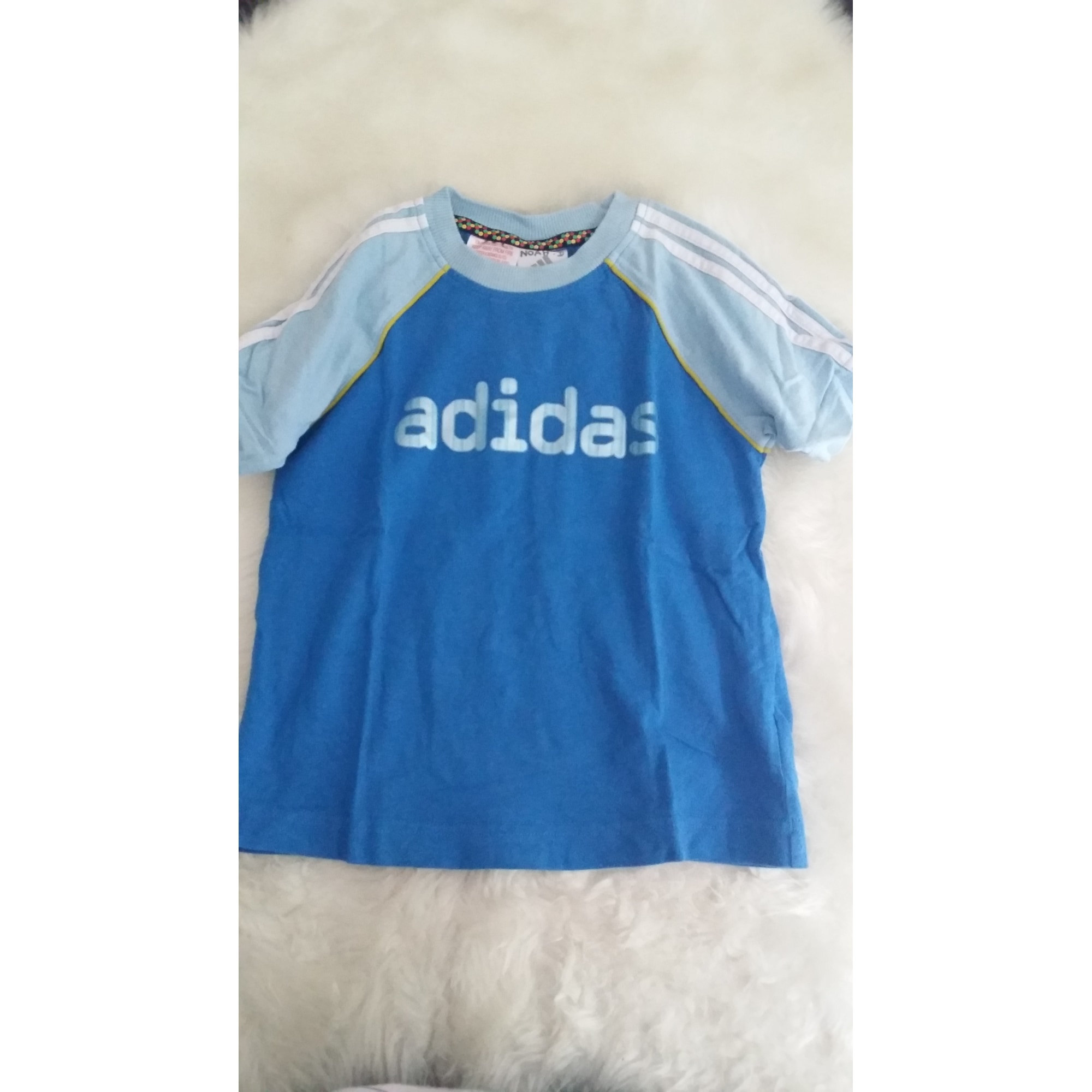 Shorts Set, Outfit ADIDAS Blue, navy, turquoise
