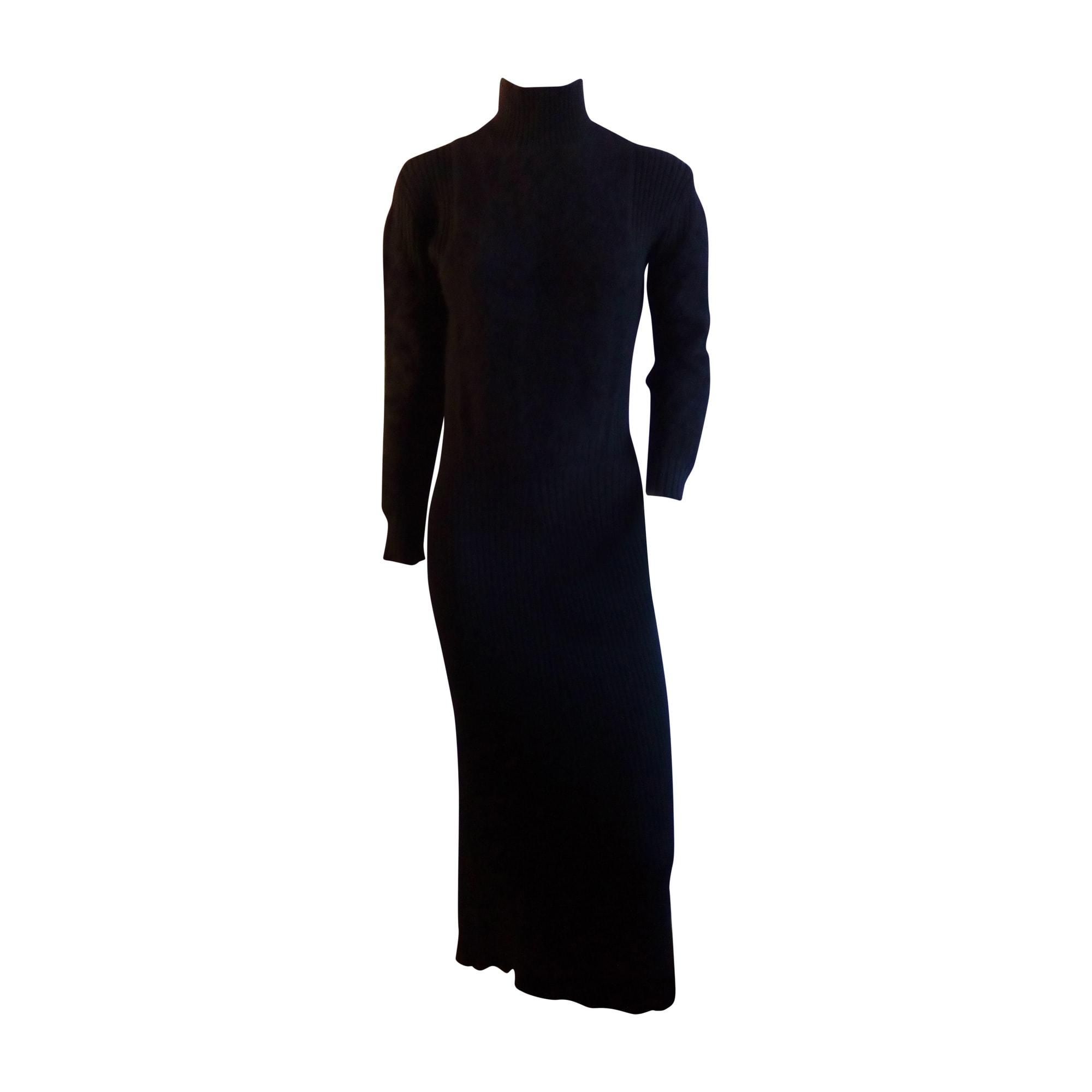 Robe longue JEAN PAUL GAULTIER Noir