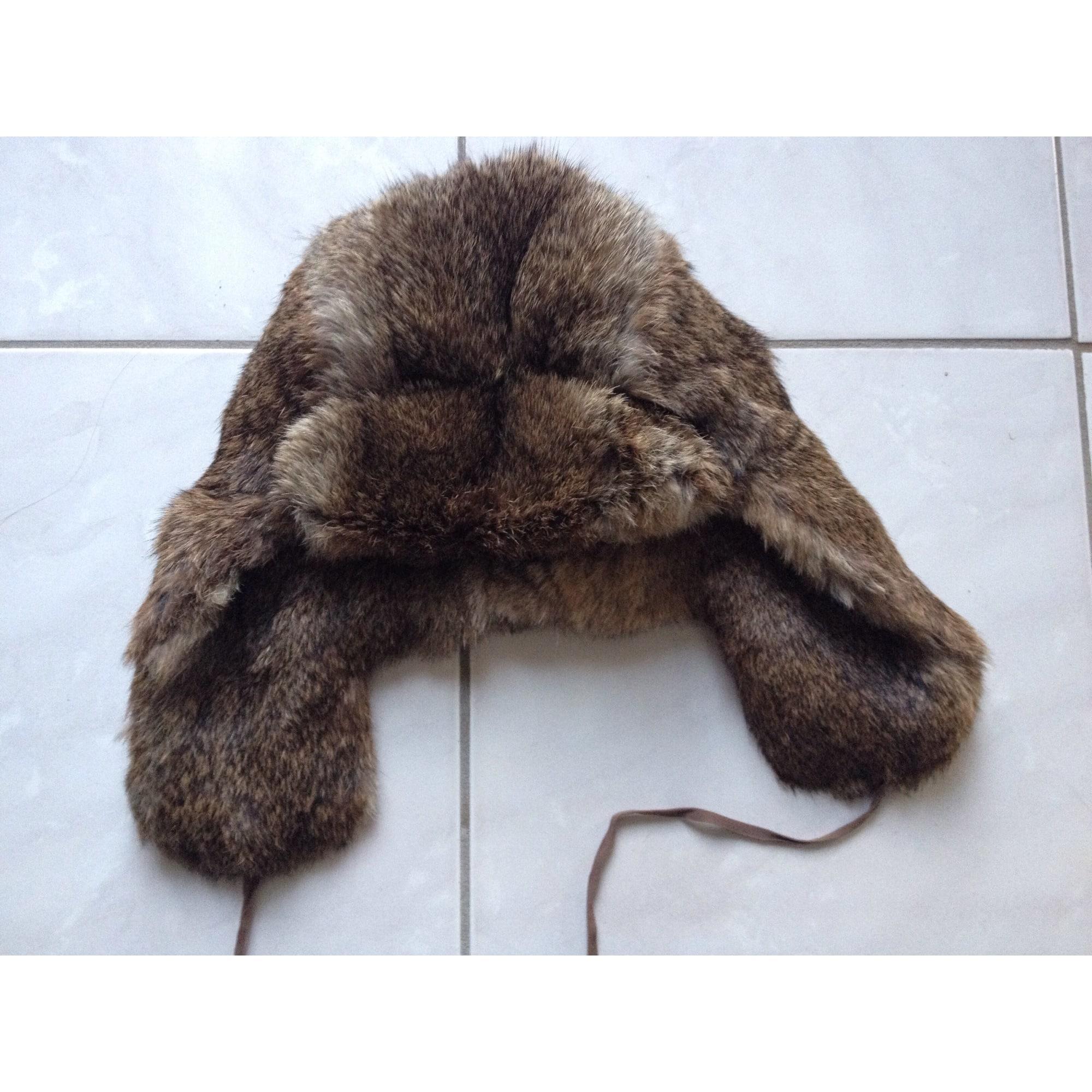 Bonnet BONPOINT Beige, camel