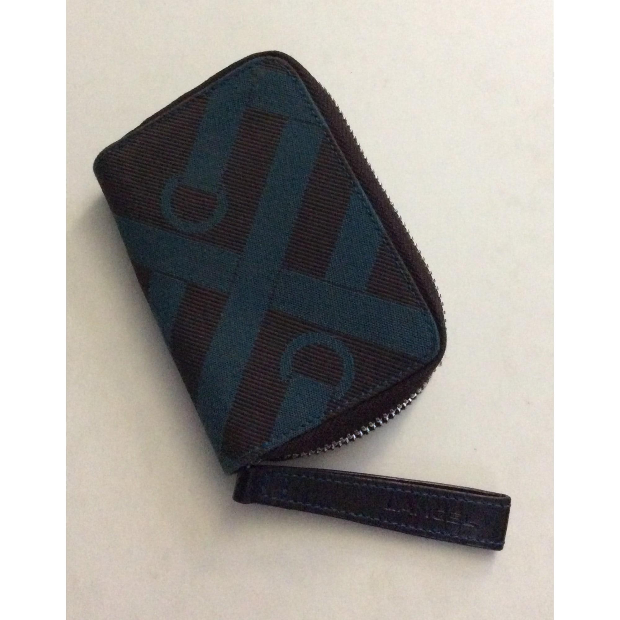 Porte-clés LANCEL Bleu, bleu marine, bleu turquoise