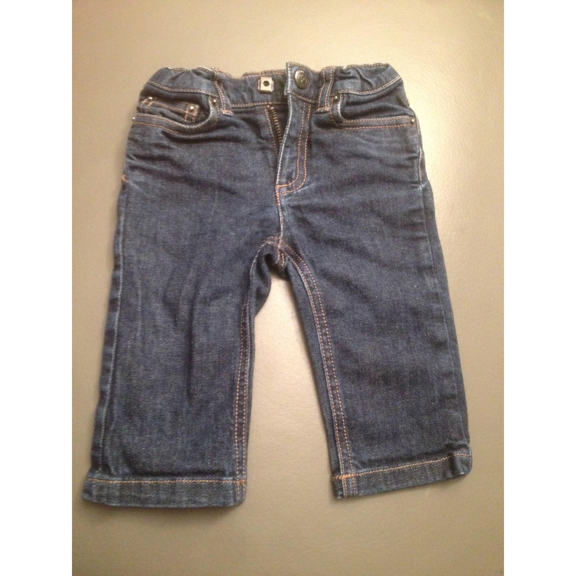 Pantalon BONPOINT Bleu, bleu marine, bleu turquoise