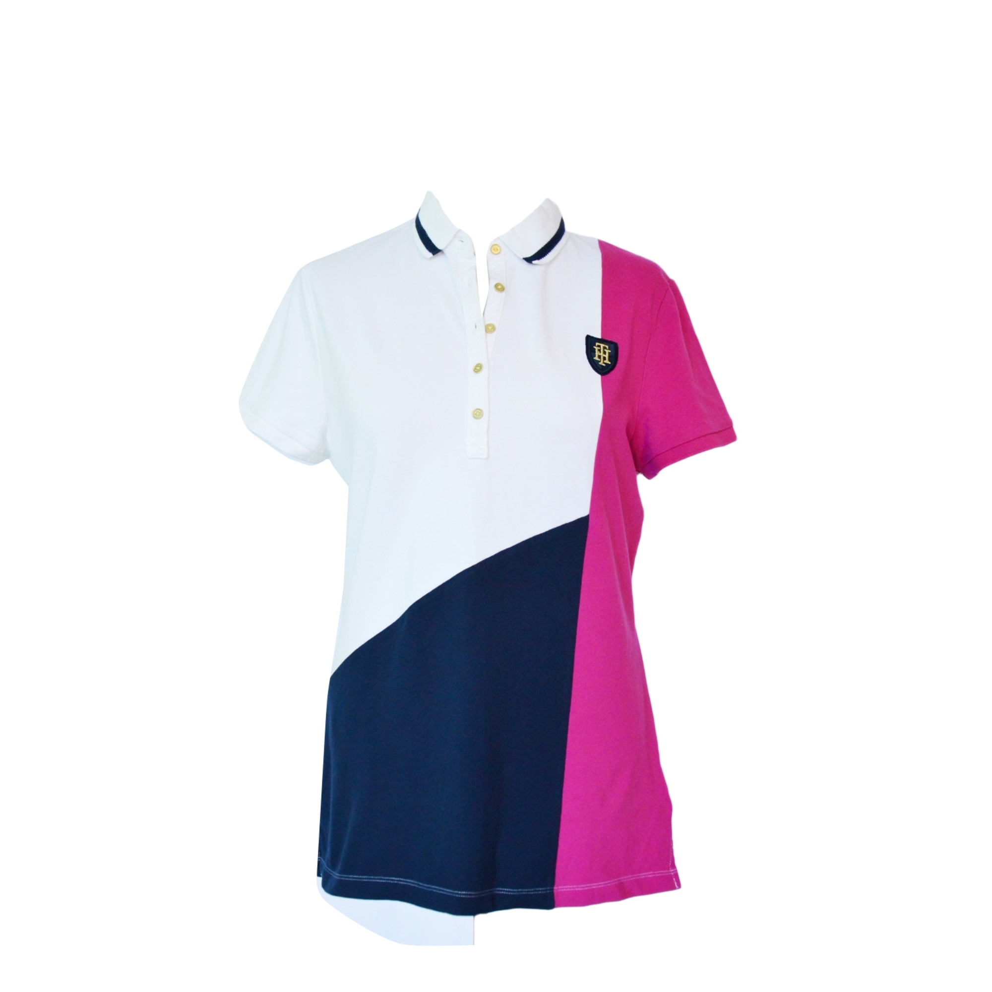 Polo TOMMY HILFIGER Multicouleur