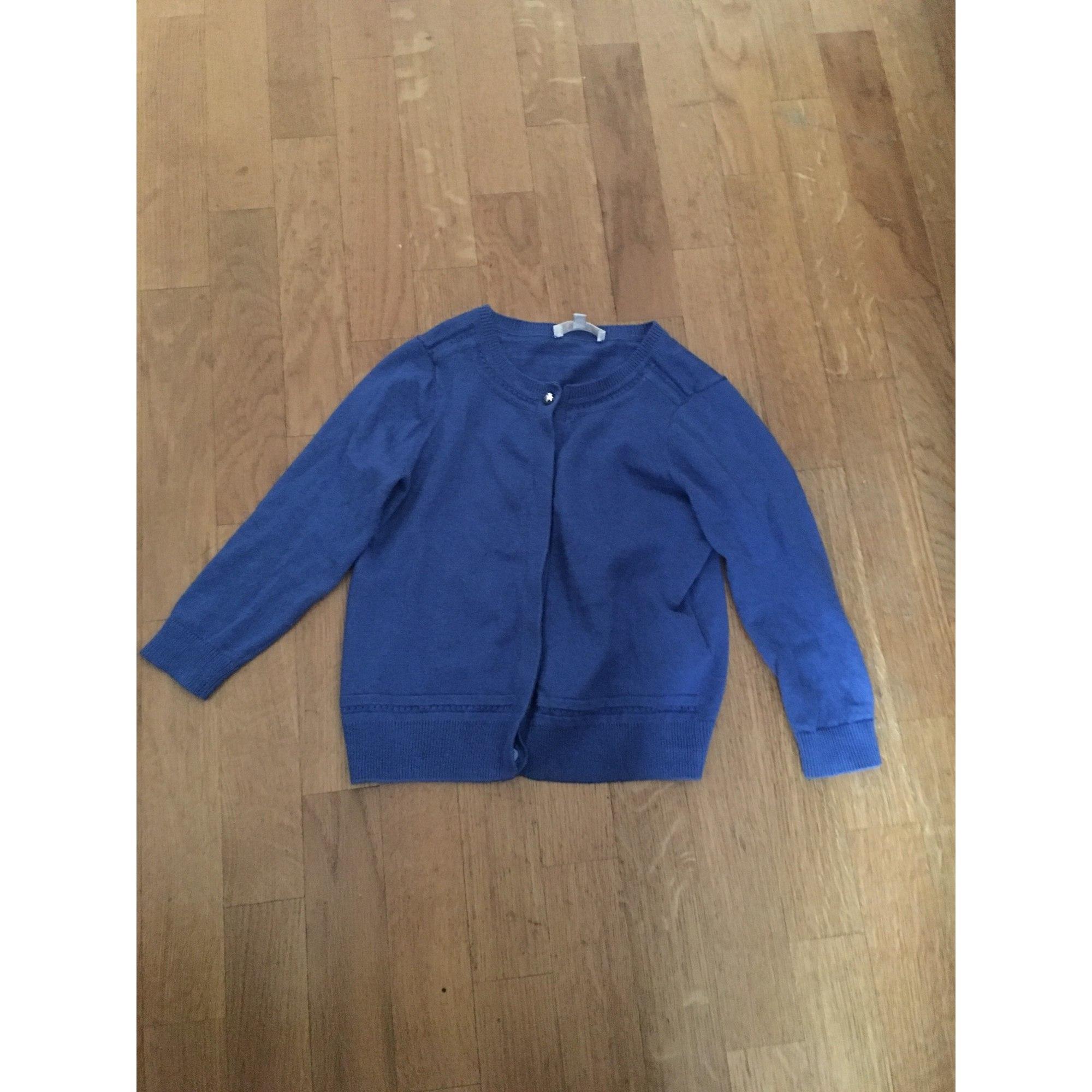 Gilet, cardigan CHLOÉ Bleu, bleu marine, bleu turquoise