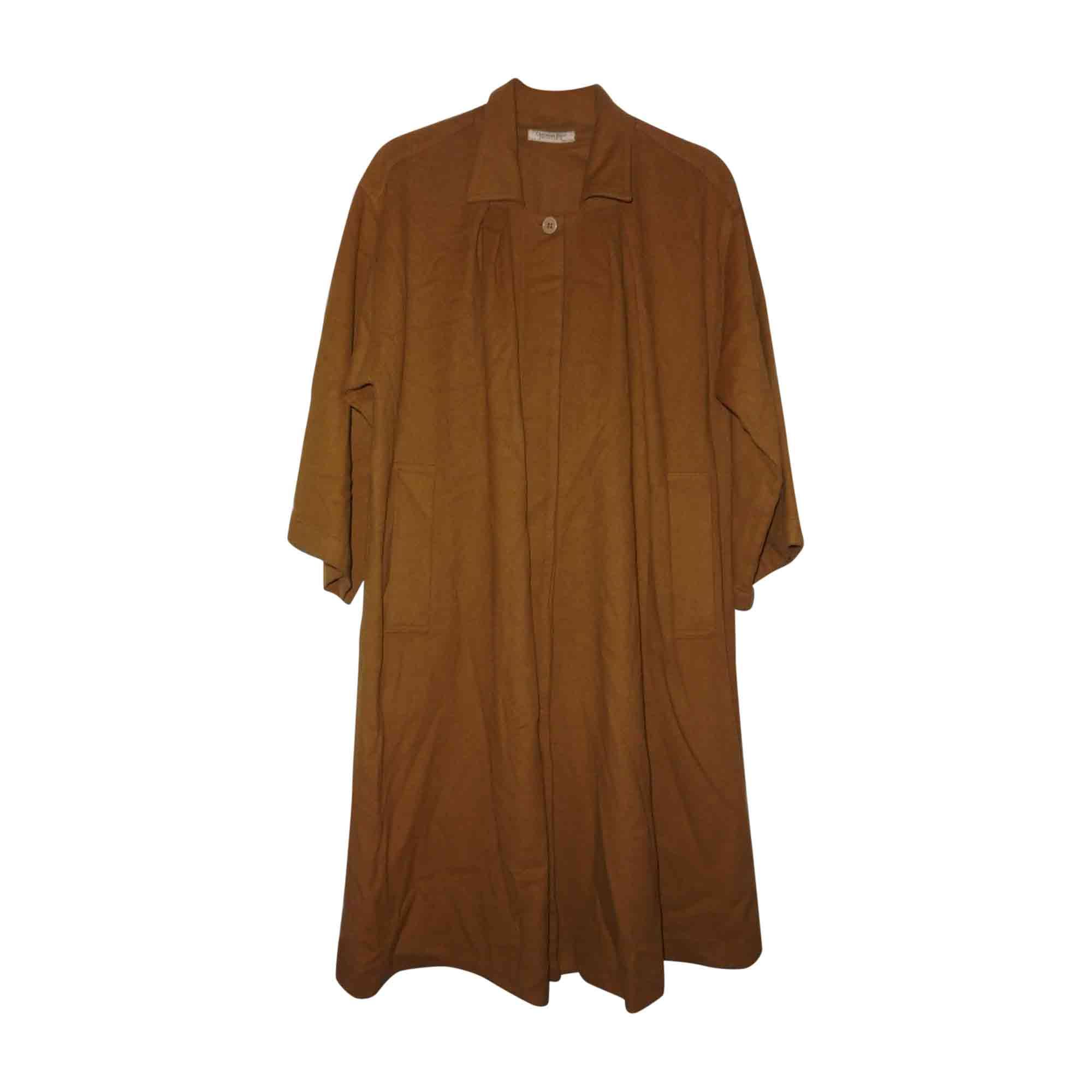 Manteau DIOR Beige, camel