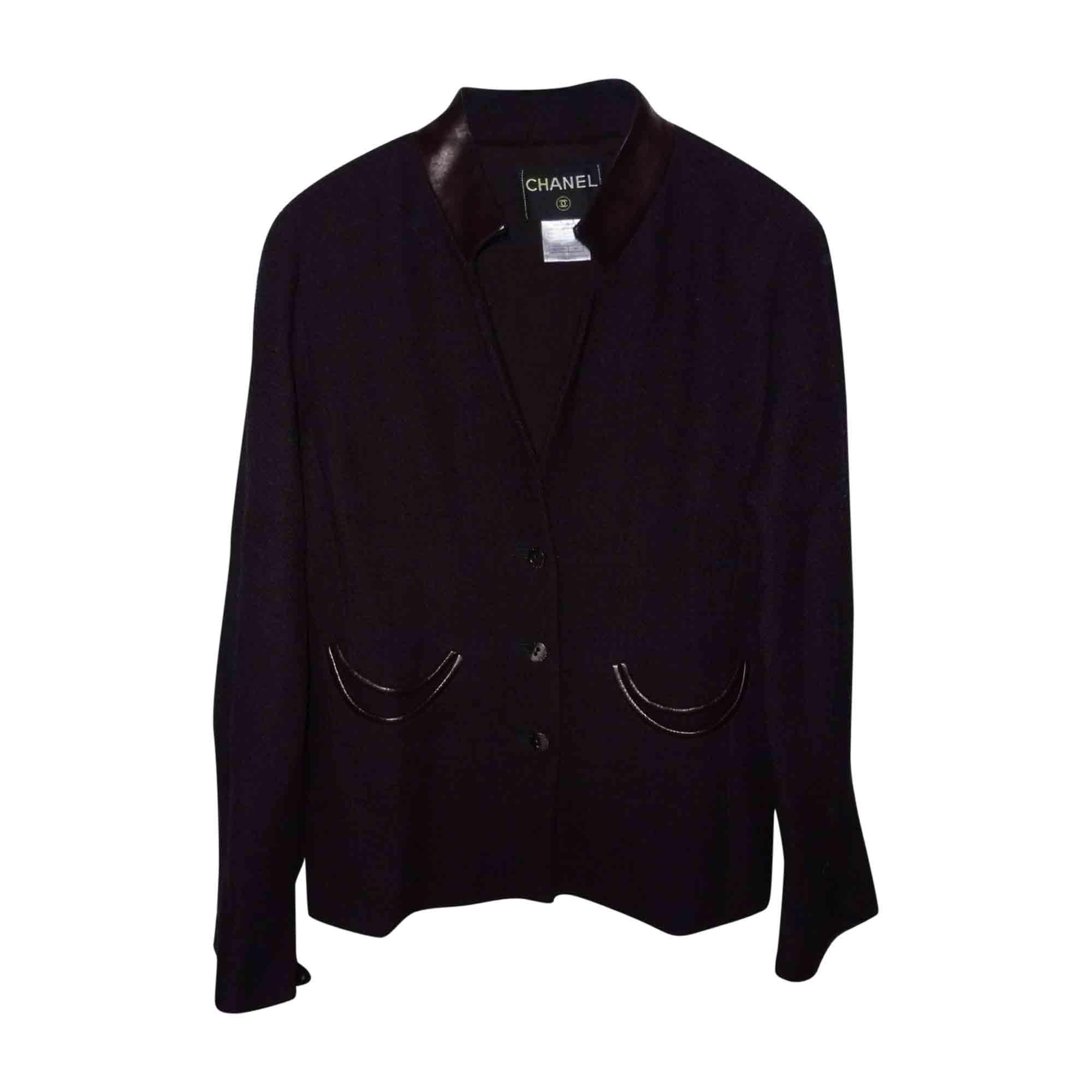 Blazer, veste tailleur CHANEL Marron