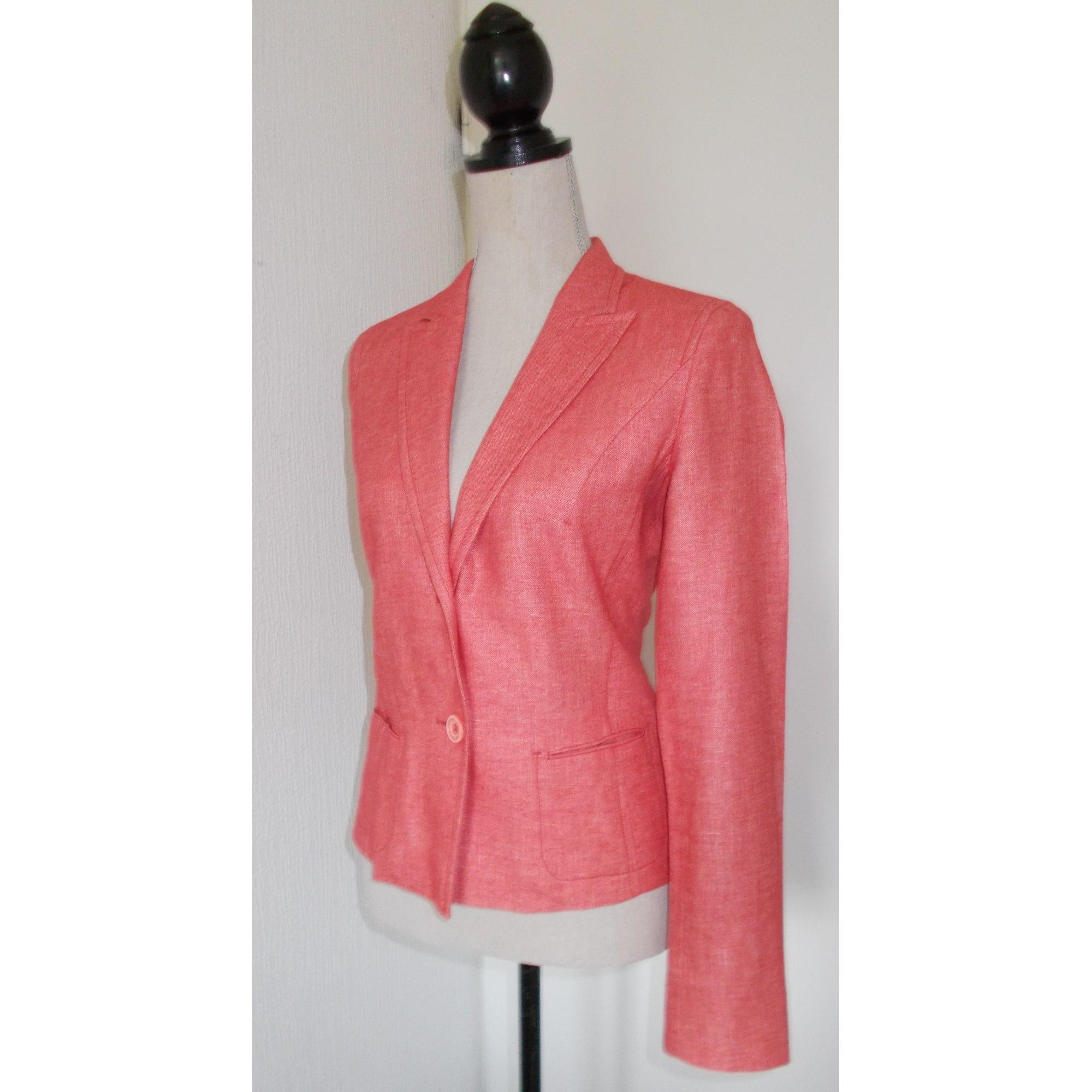 Blazer, veste tailleur RENE LEZARD Orange