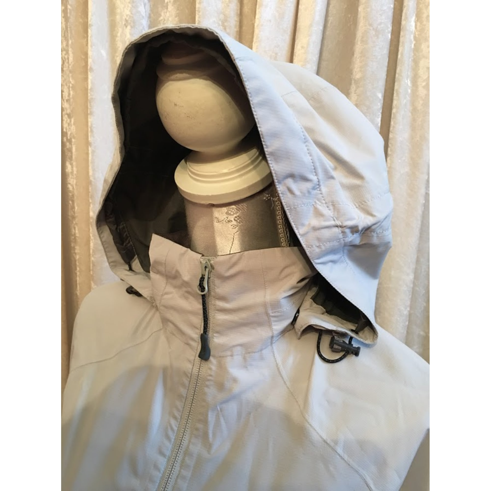 Imperméable, trench EIDER Gris, anthracite