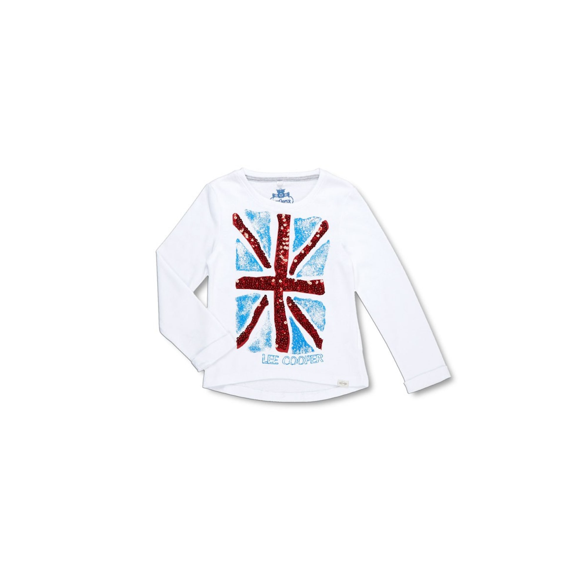 Top, Tee-shirt LEE COOPER Gris, anthracite
