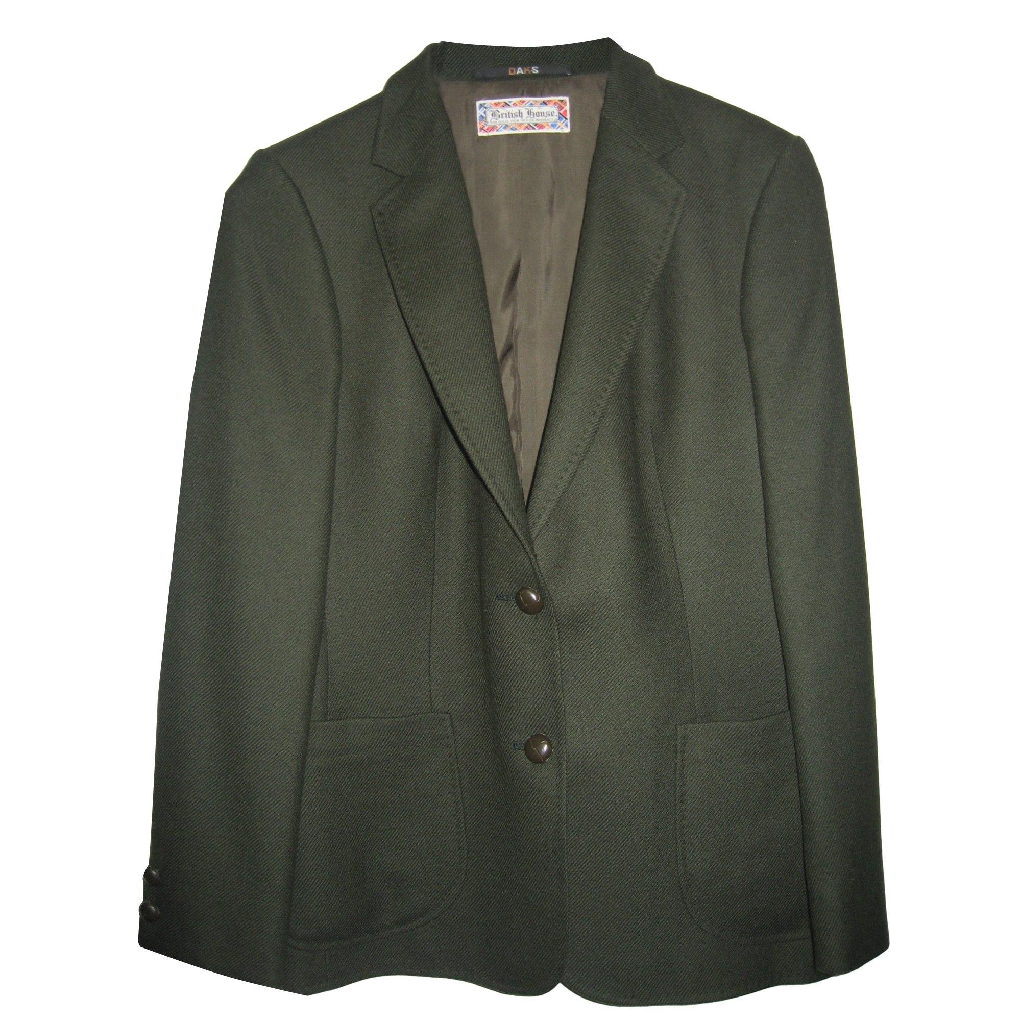 Blazer, veste tailleur DAKS Vert
