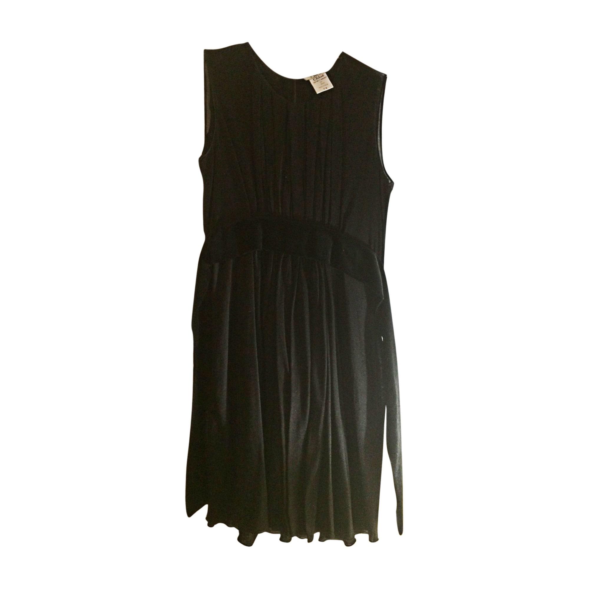 Mini Dress CHLOÉ Black
