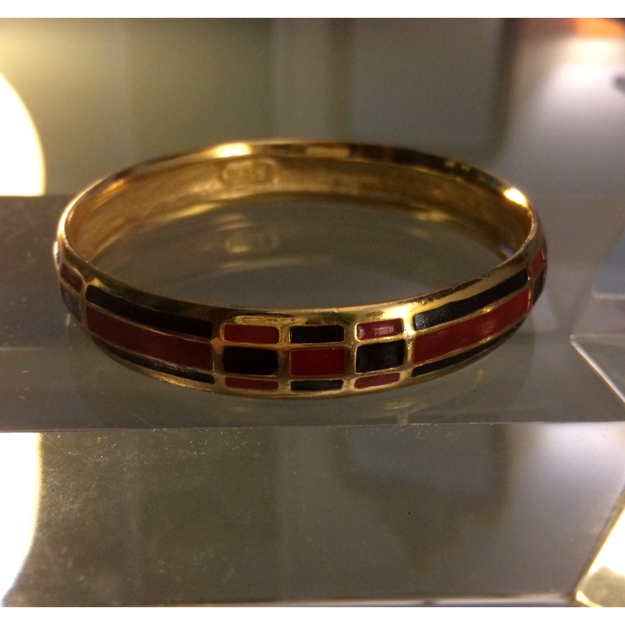 Bracelet ORENA Doré, bronze, cuivre
