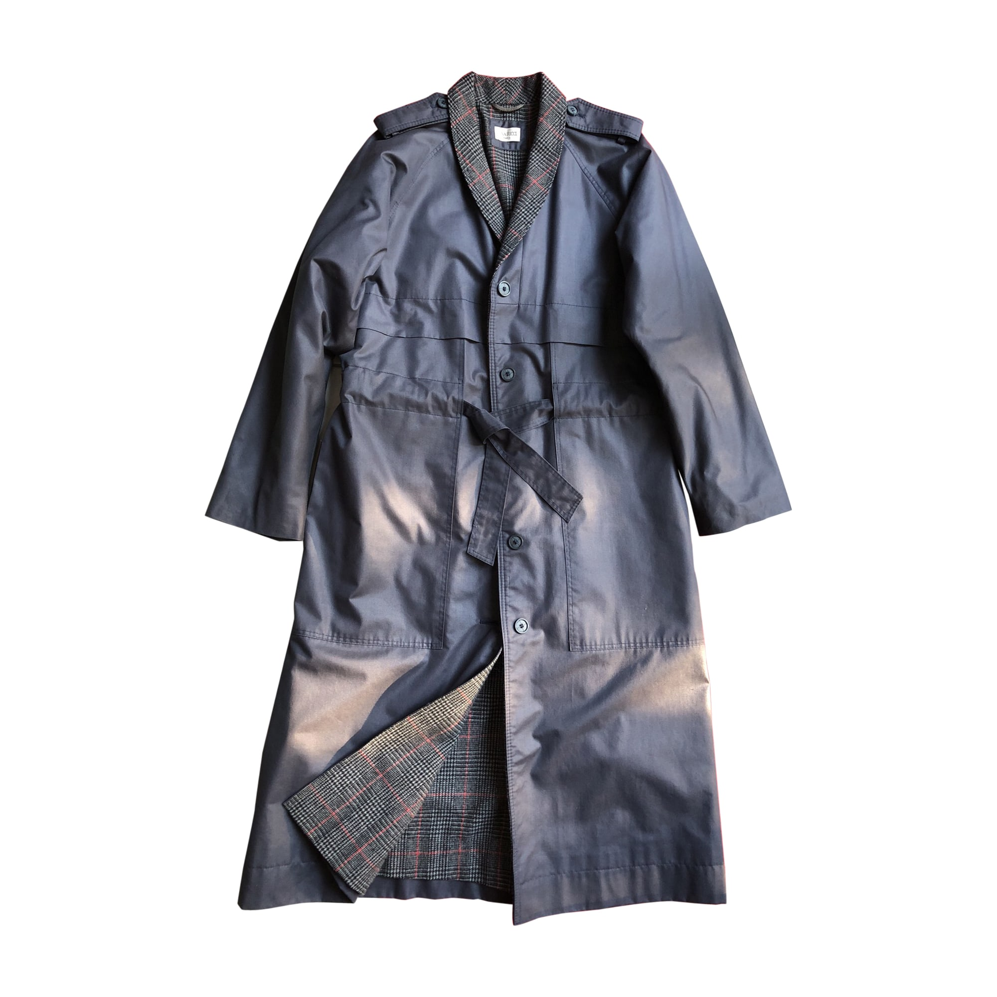 Imperméable, trench NINA RICCI Gris, anthracite