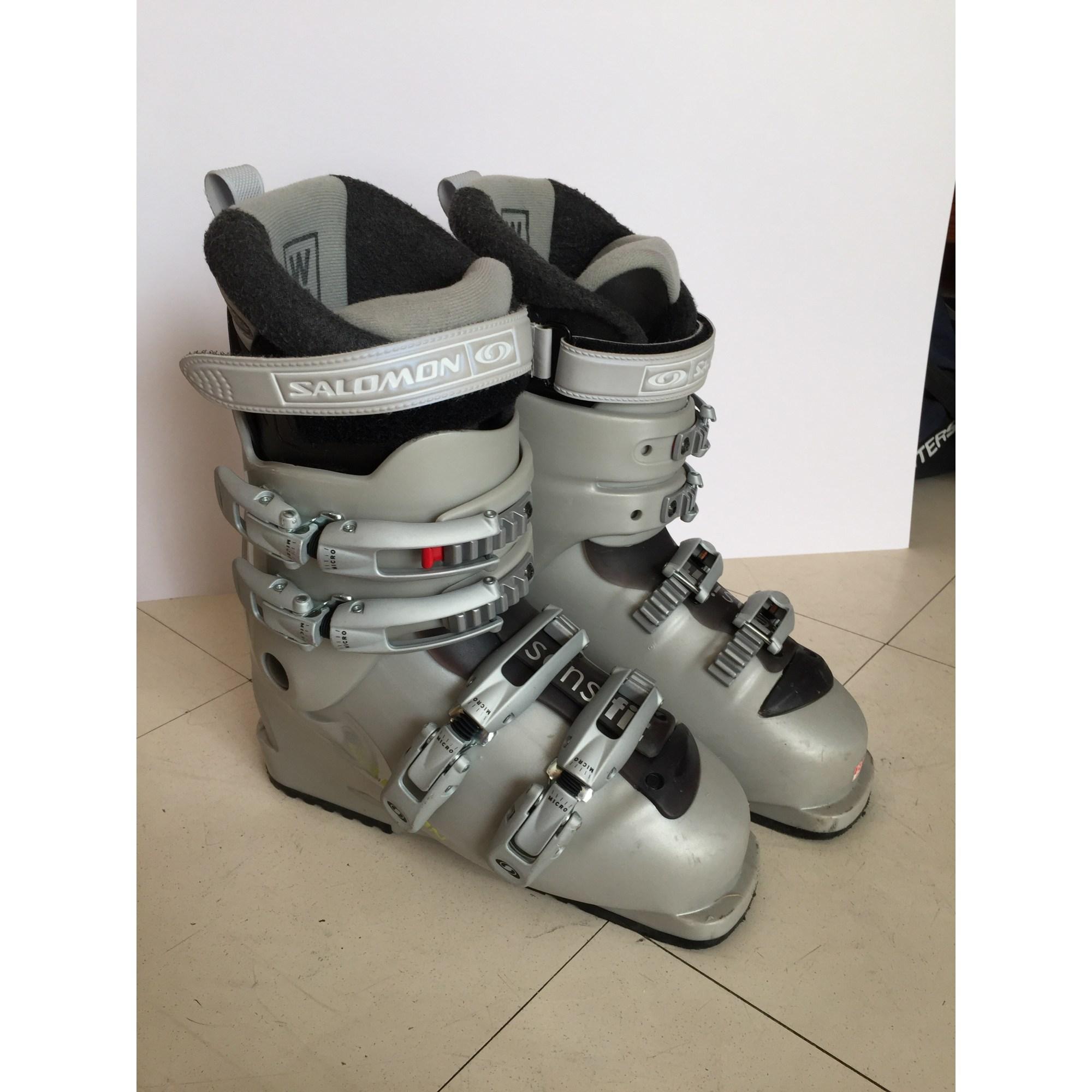 Chaussures de sport SALOMON Gris, anthracite