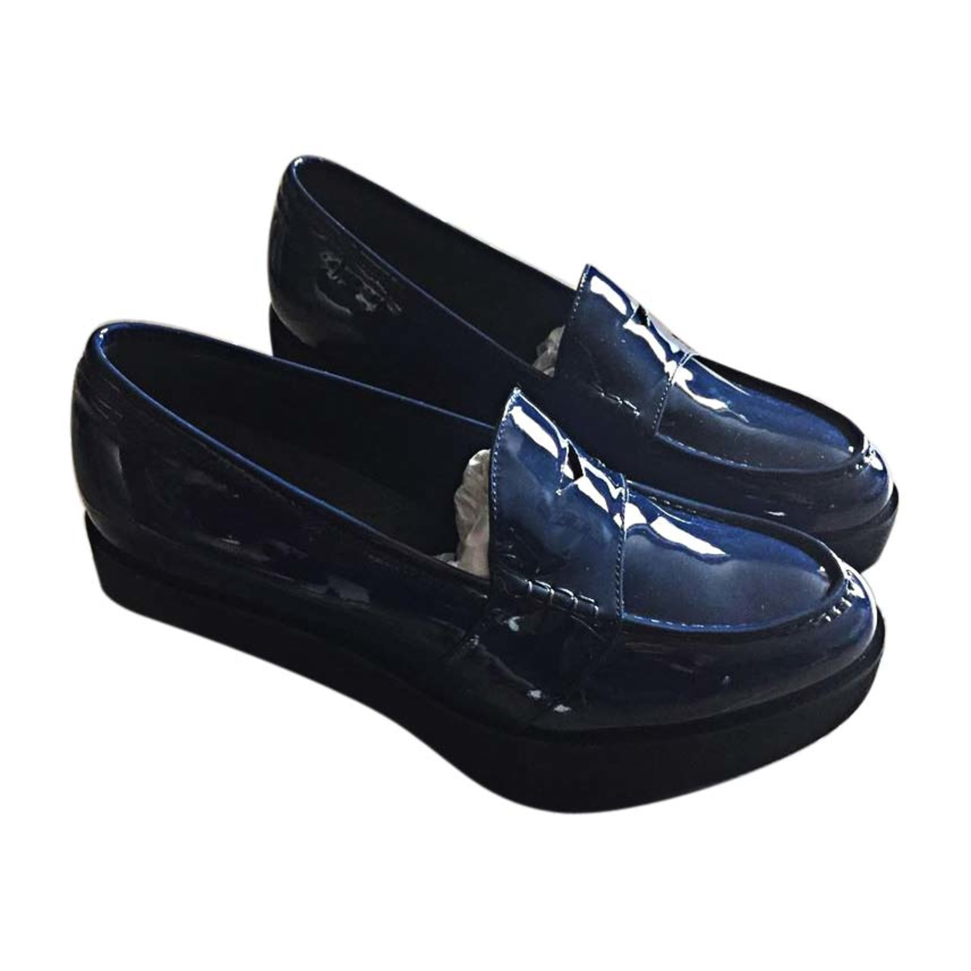Mocassins FRATELLI ROSSETTI Bleu, bleu marine, bleu turquoise
