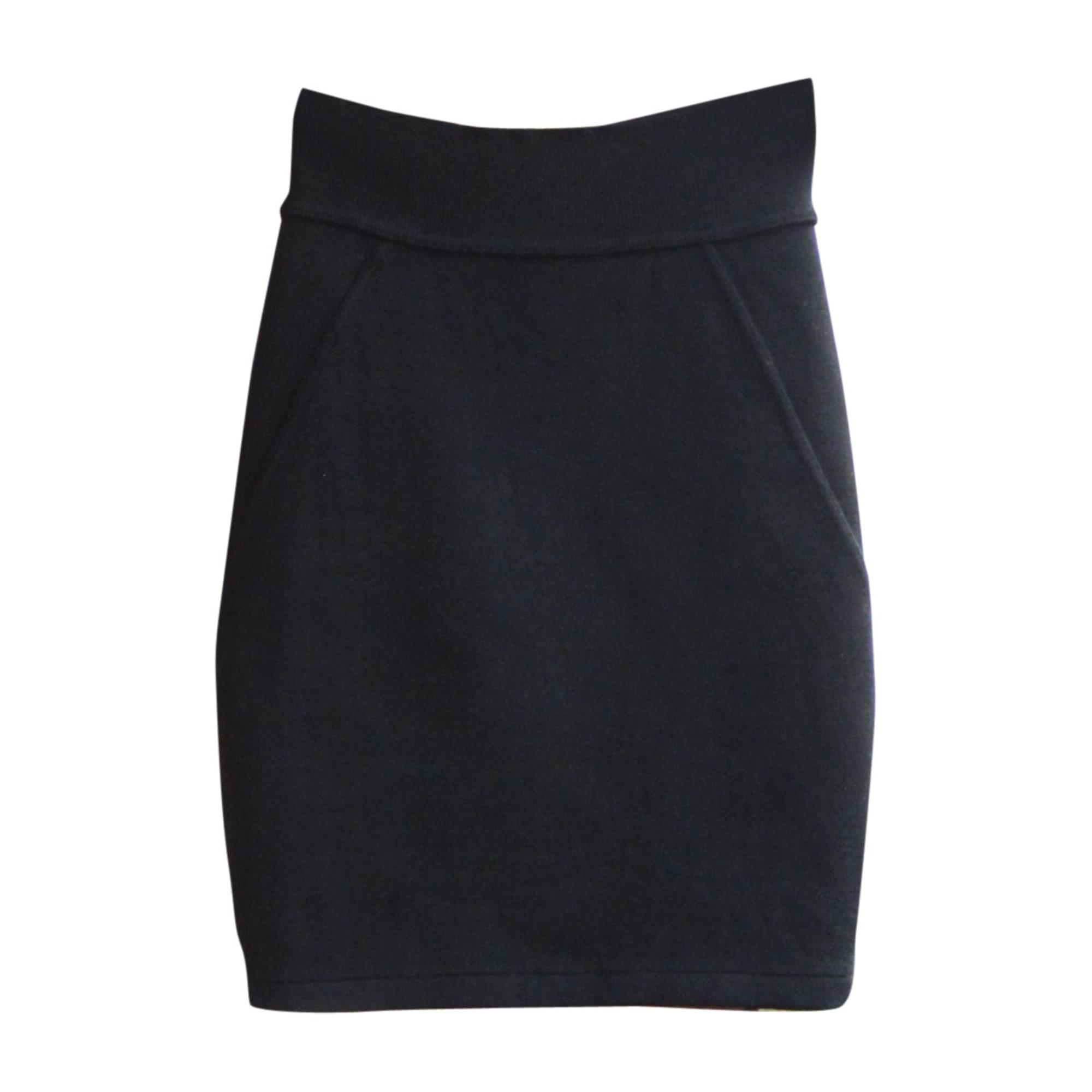 Jupe courte ALAÏA Noir