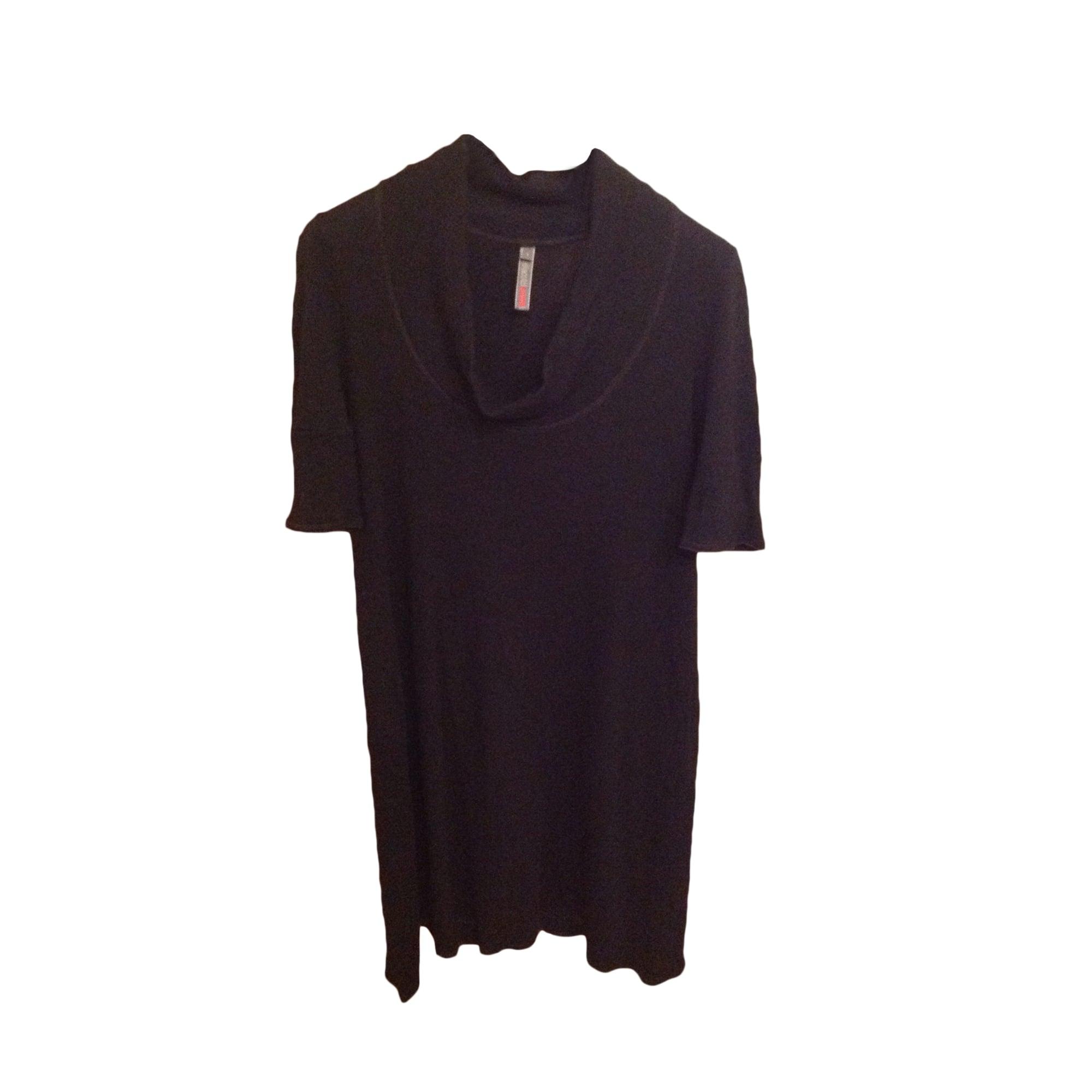 Robe pull COTÉLAC Noir