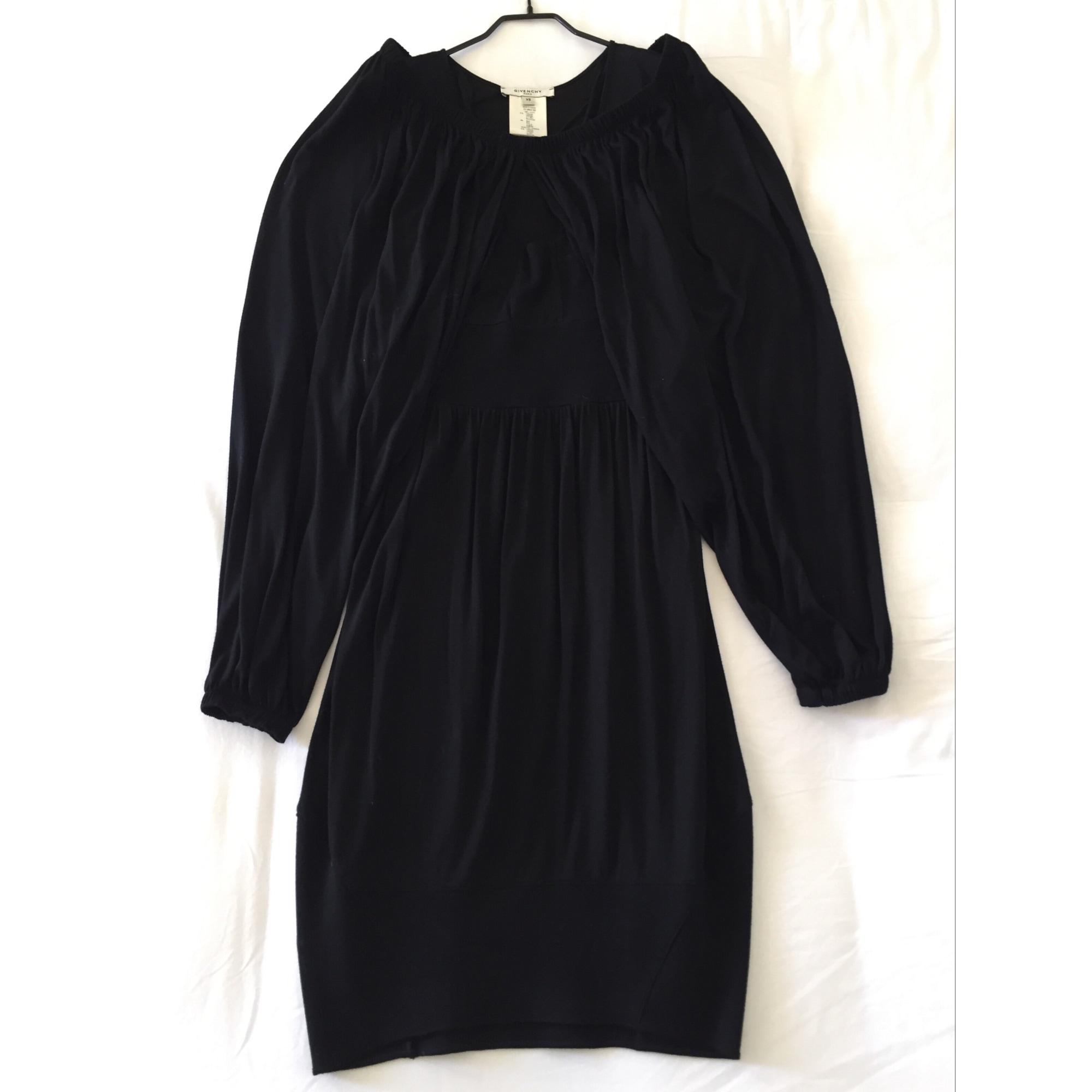 Robe mi-longue GIVENCHY Noir