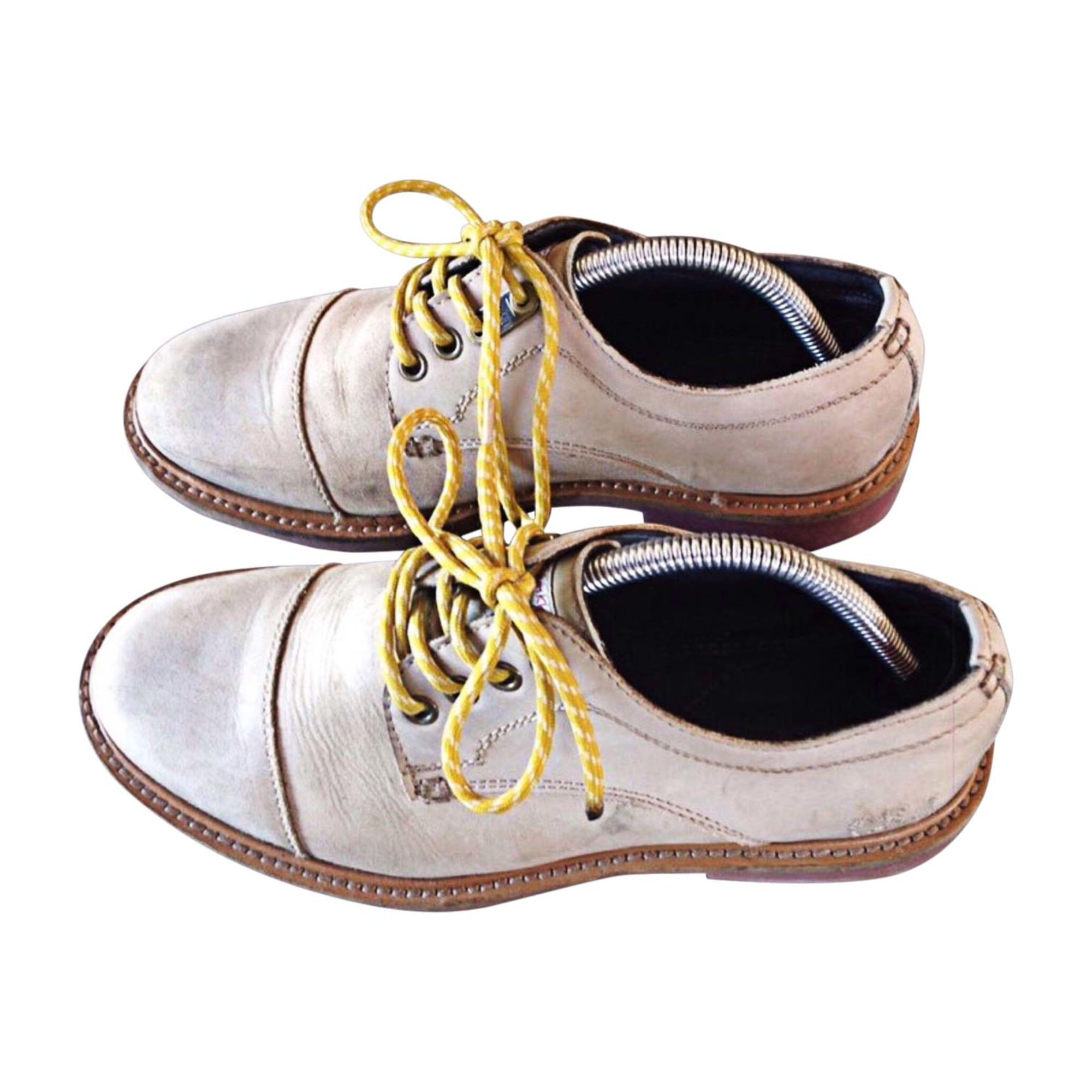 Chaussures à lacets  CALVIN KLEIN Beige, camel
