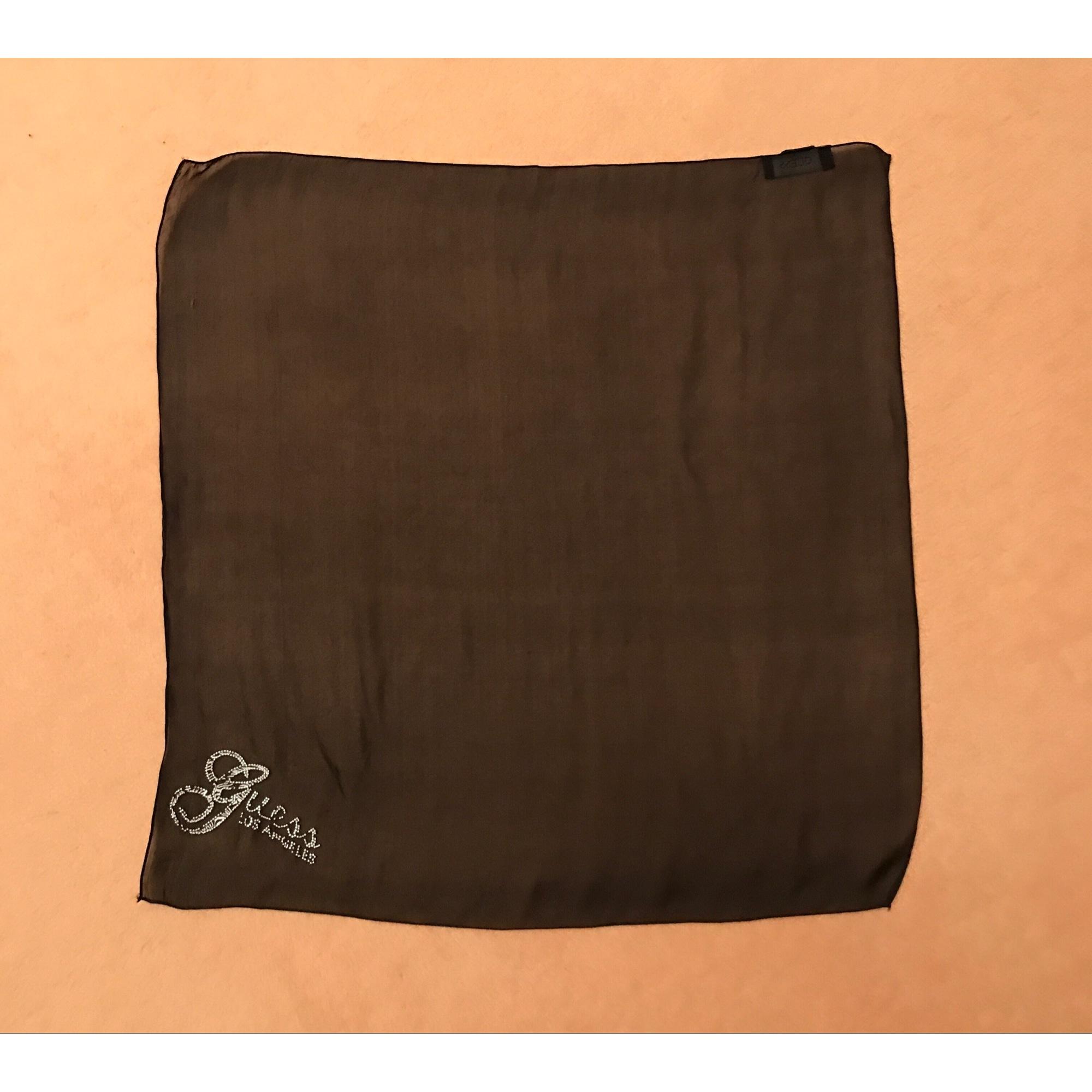 Foulard GUESS Noir