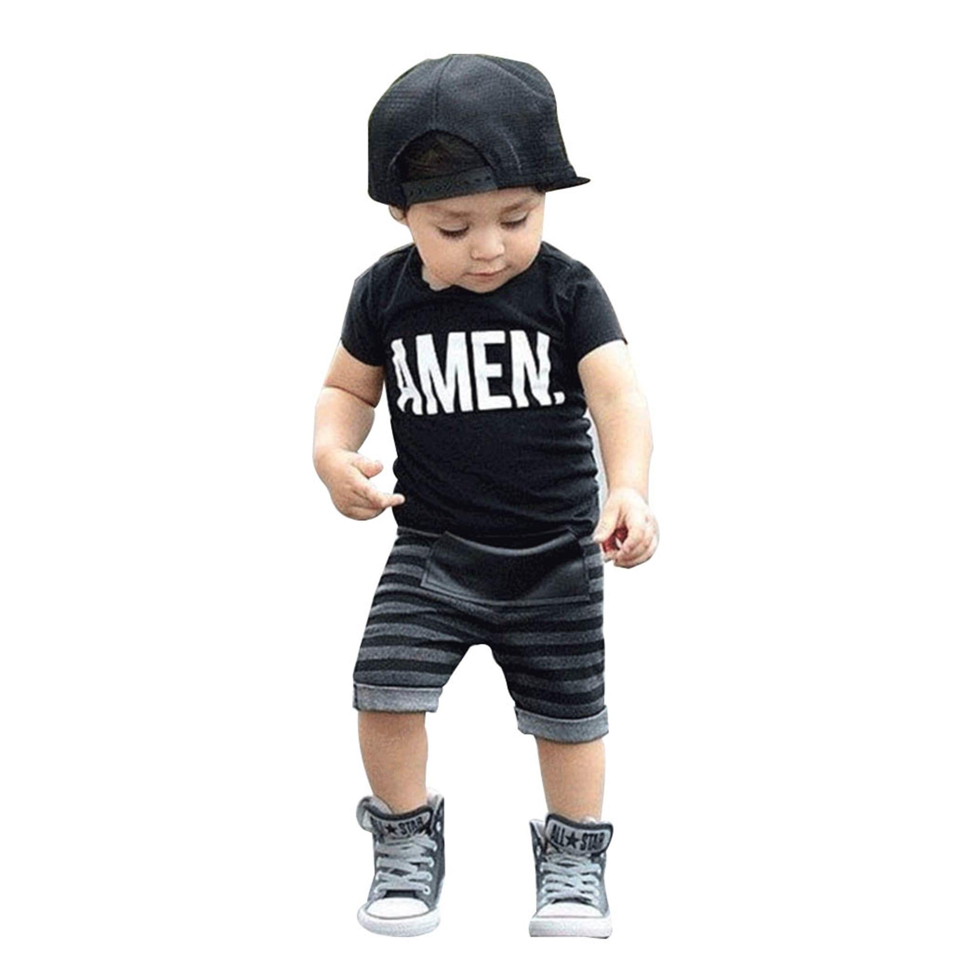 Pants Set, Outfit CATCHYMARKET Black